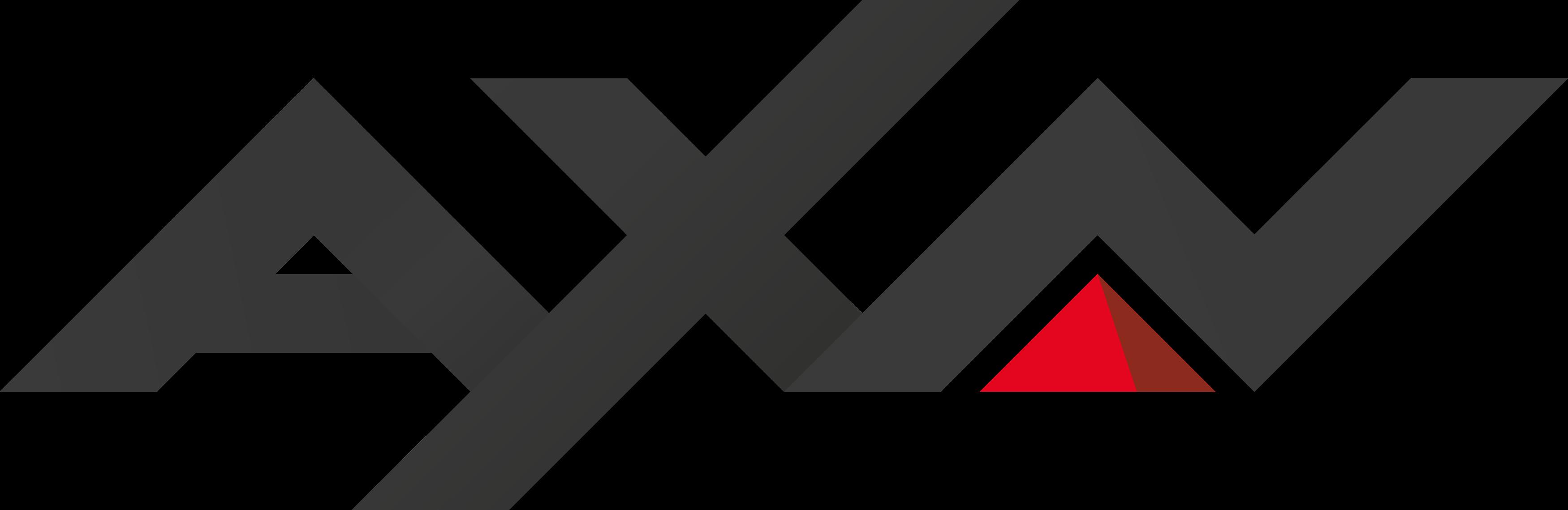 Canal AXN Logo.