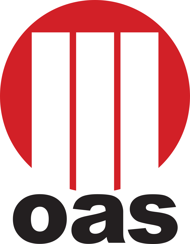 oas logo 3 - OAS S.A Logo