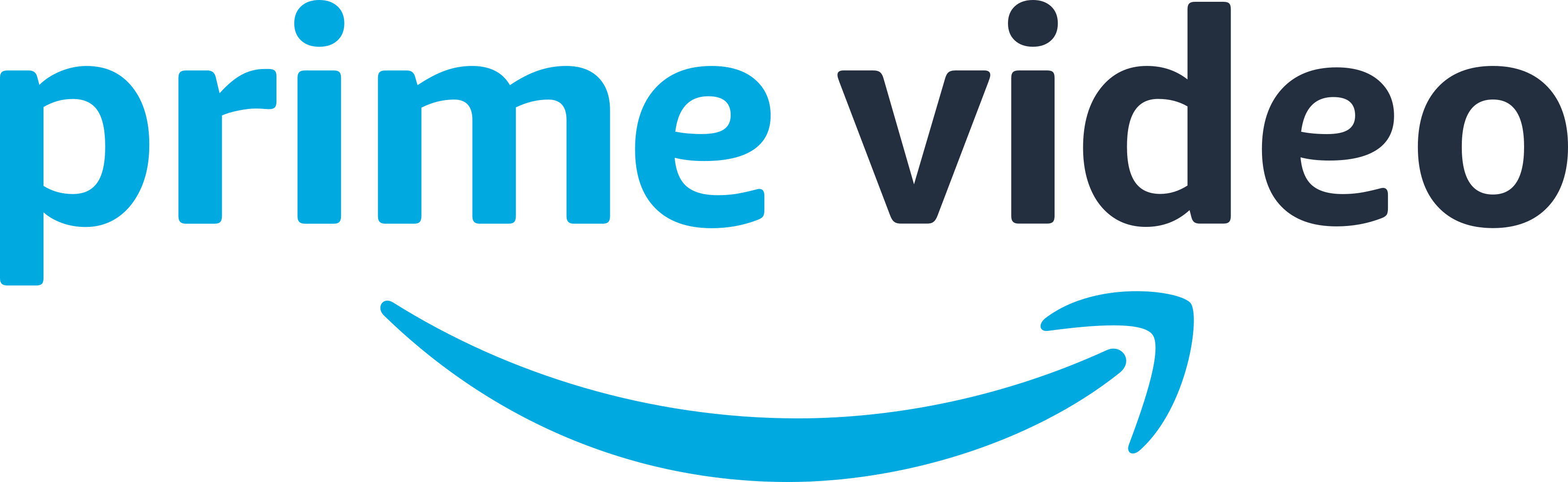 prime video - Prime Video Logo