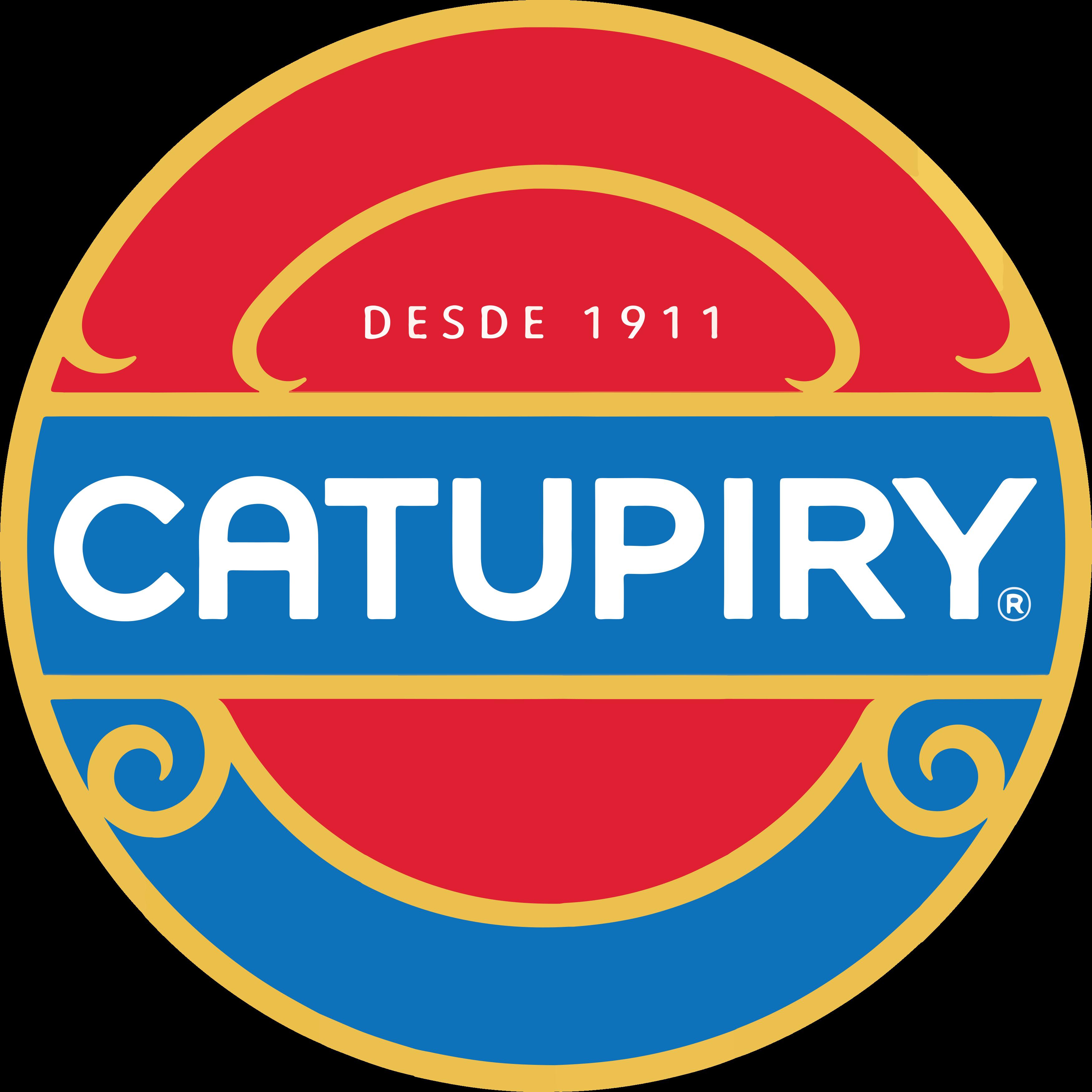 catupiry logo.