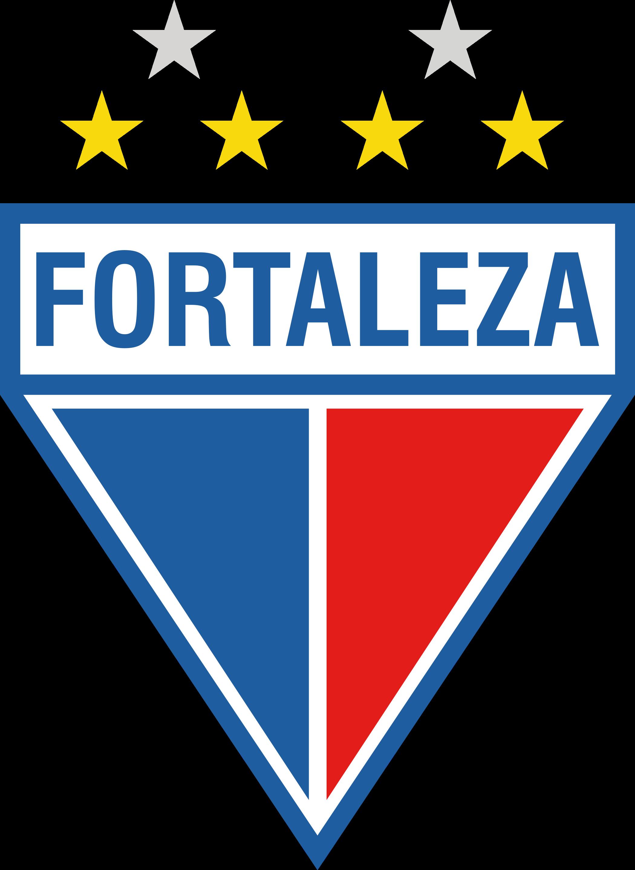 fortaleza ec logo escudo 1 - Fortaleza EC Logo