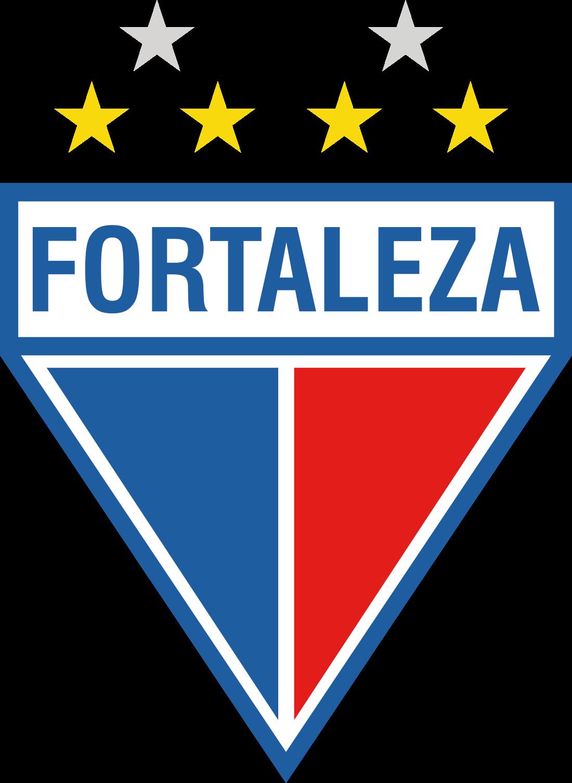 fortaleza ec logo escudo 3 - Fortaleza EC Logo