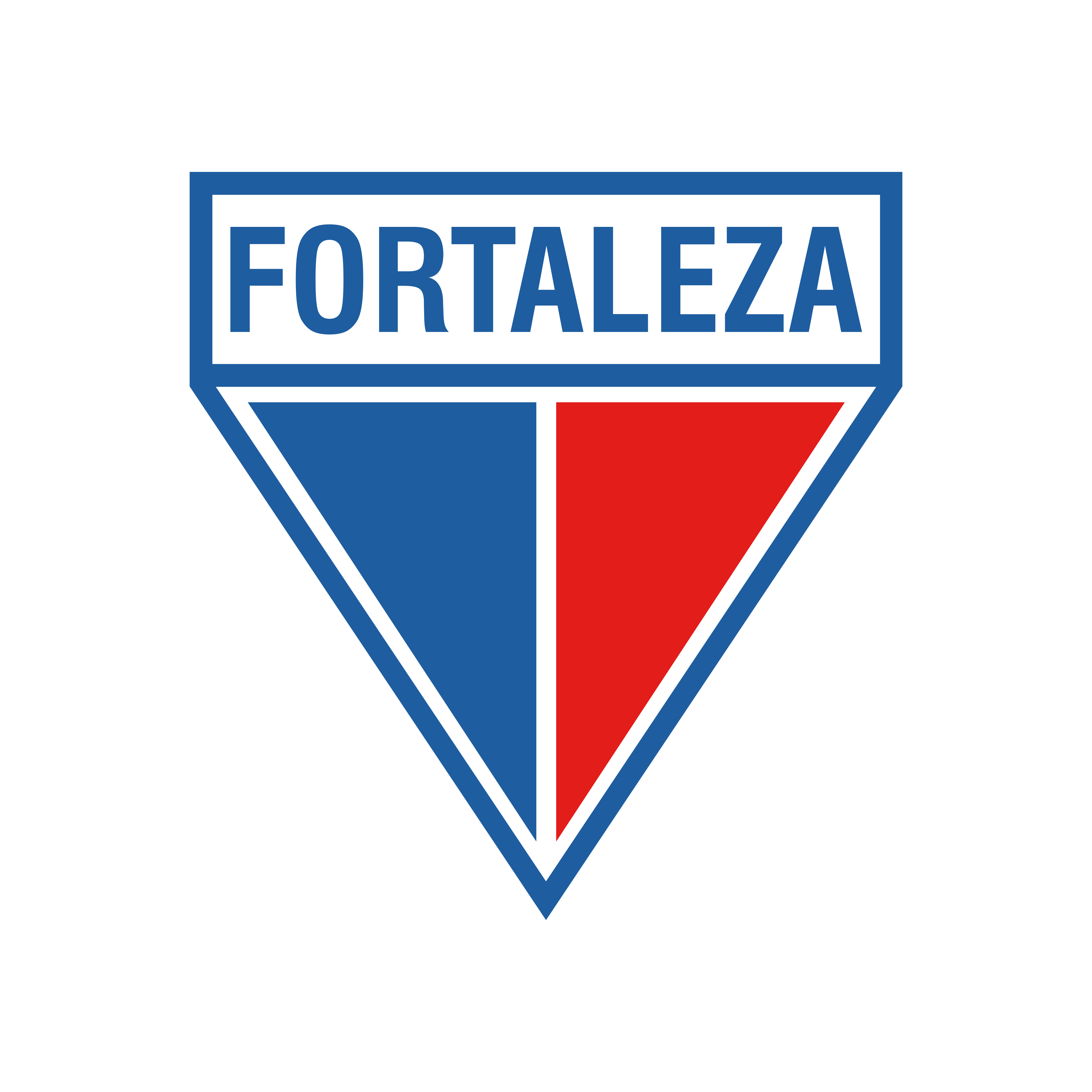fortaleza logo 0 - Fortaleza EC Logo