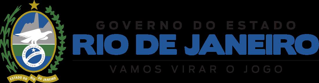 Governo do Estado do Rio de Janeiro Logo.