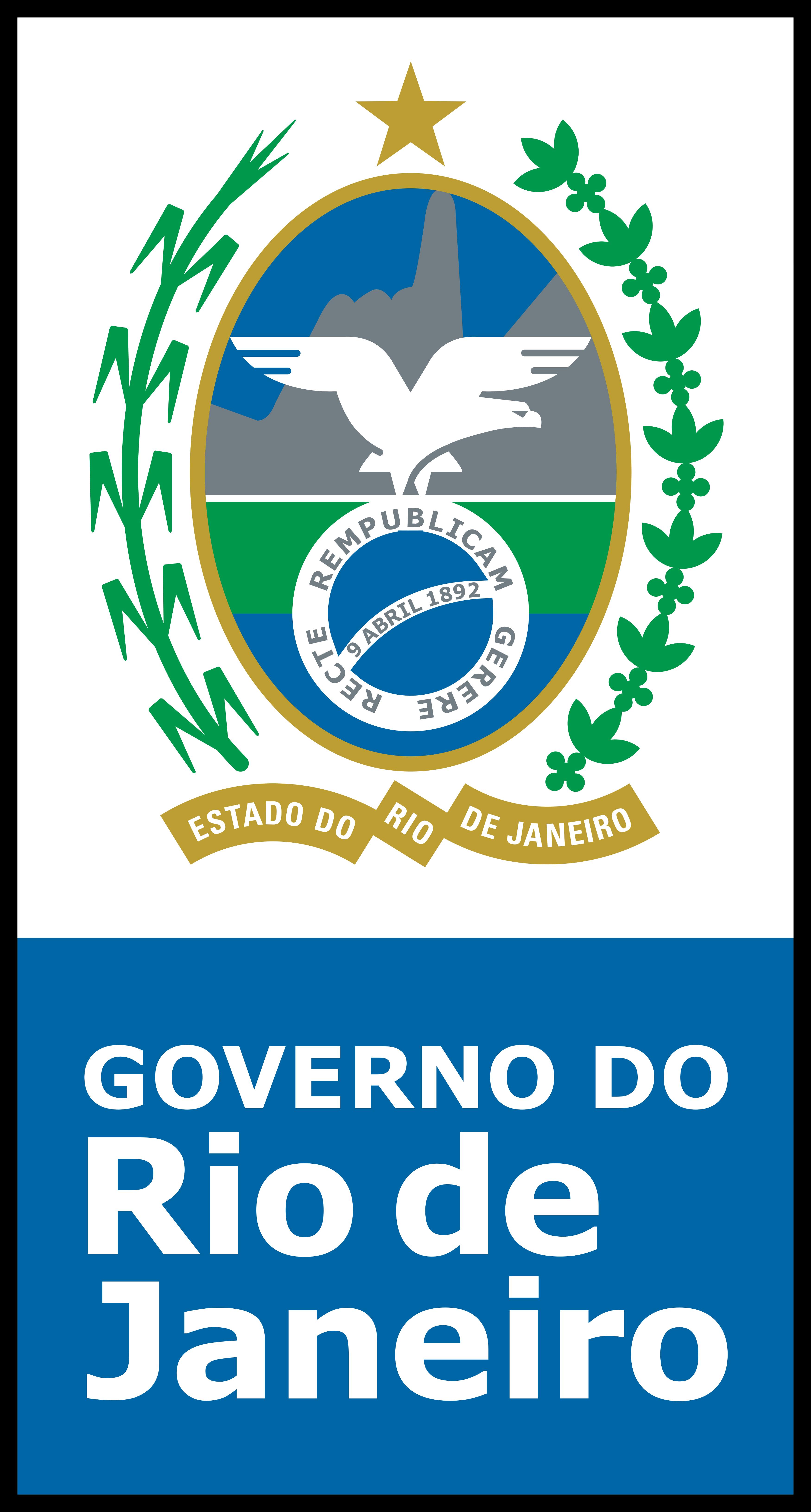 Governo do Rio de Janeiro Logo.