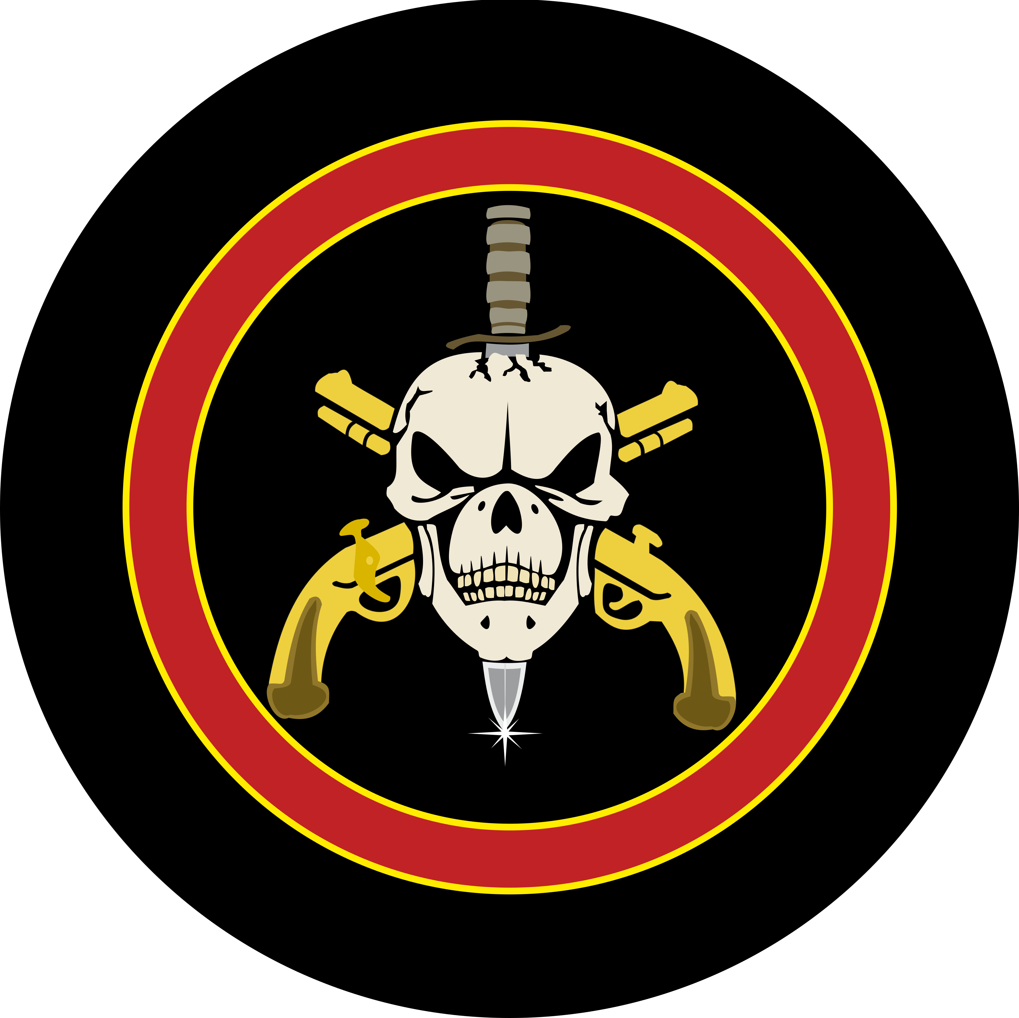 Bope Logo.