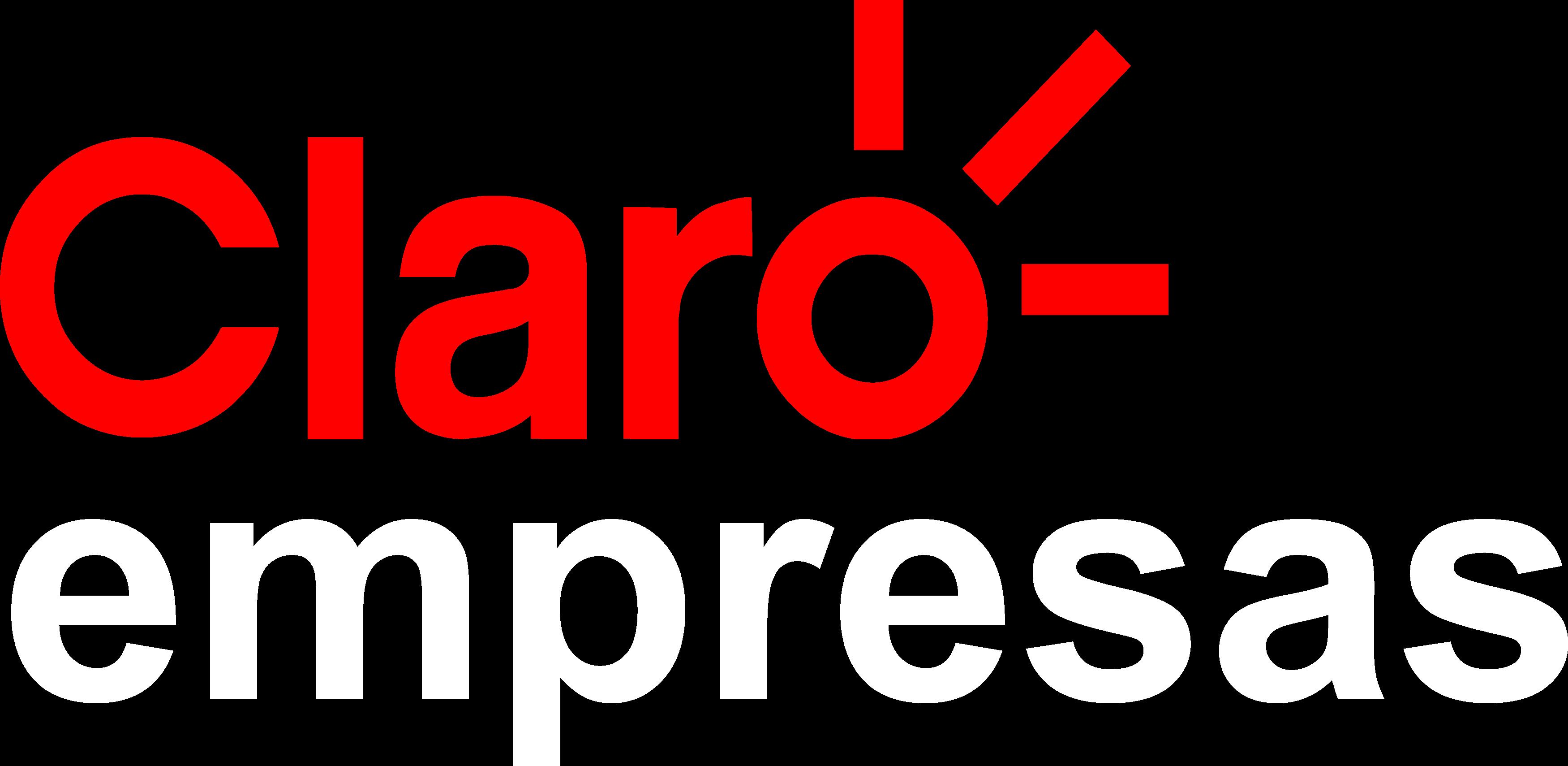 Claro Empresas Logo.