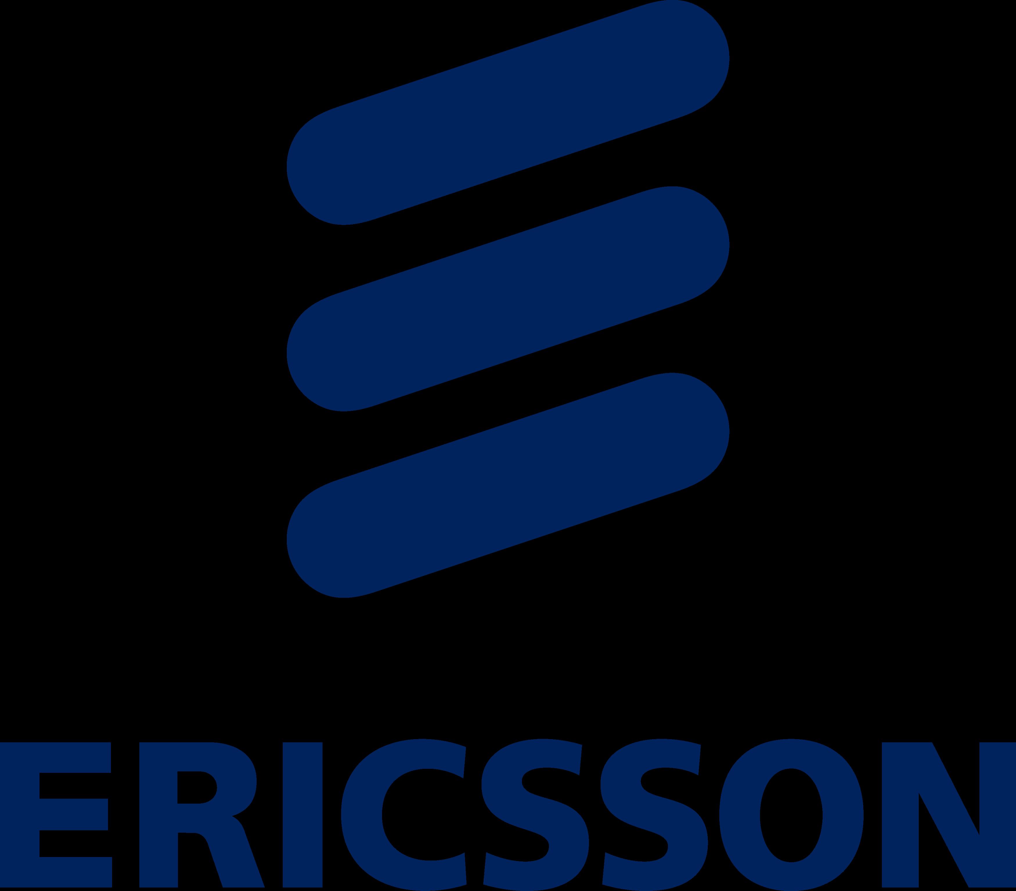 Ericsson Logo.