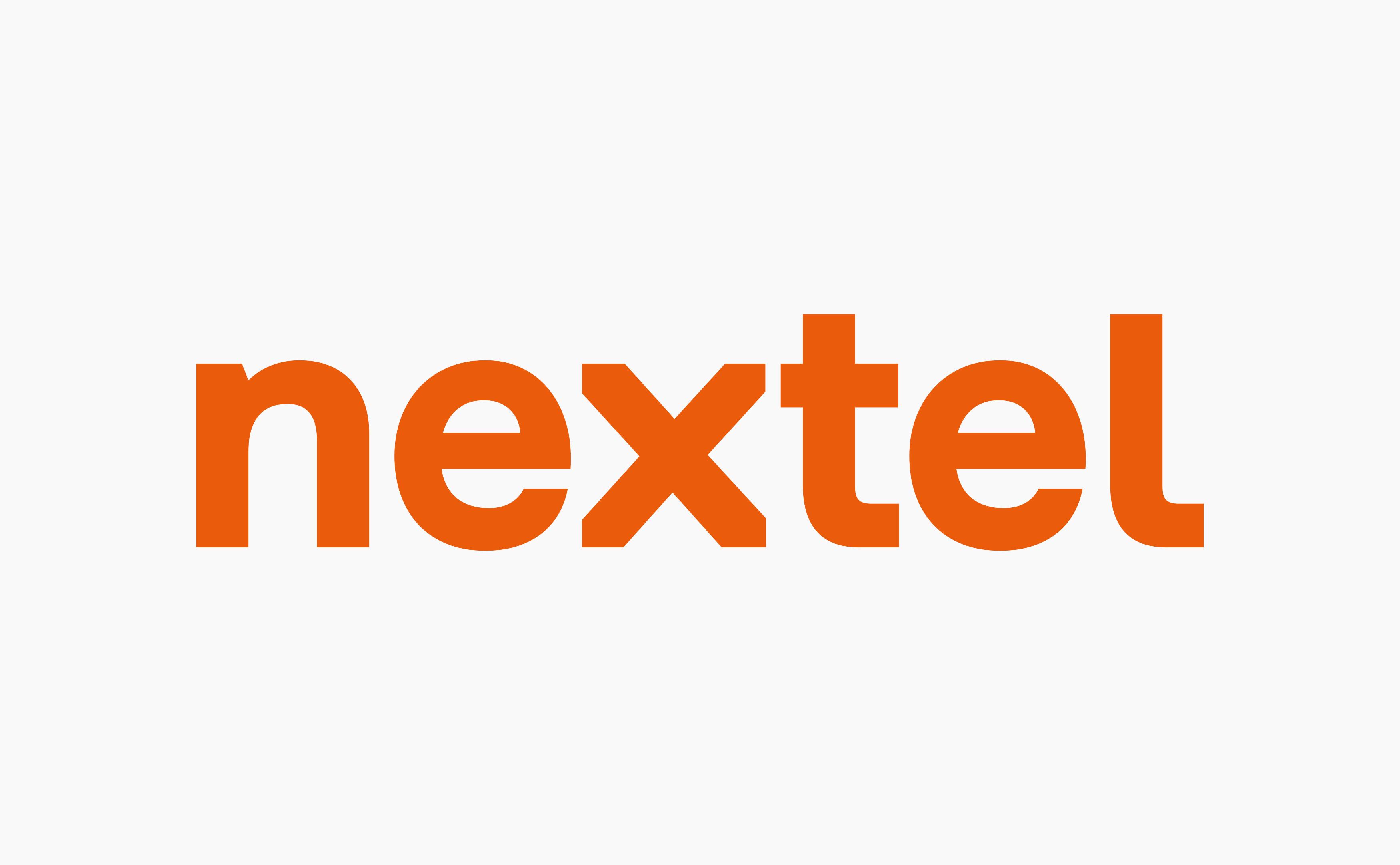 nextel logo 3 - Nextel Logo