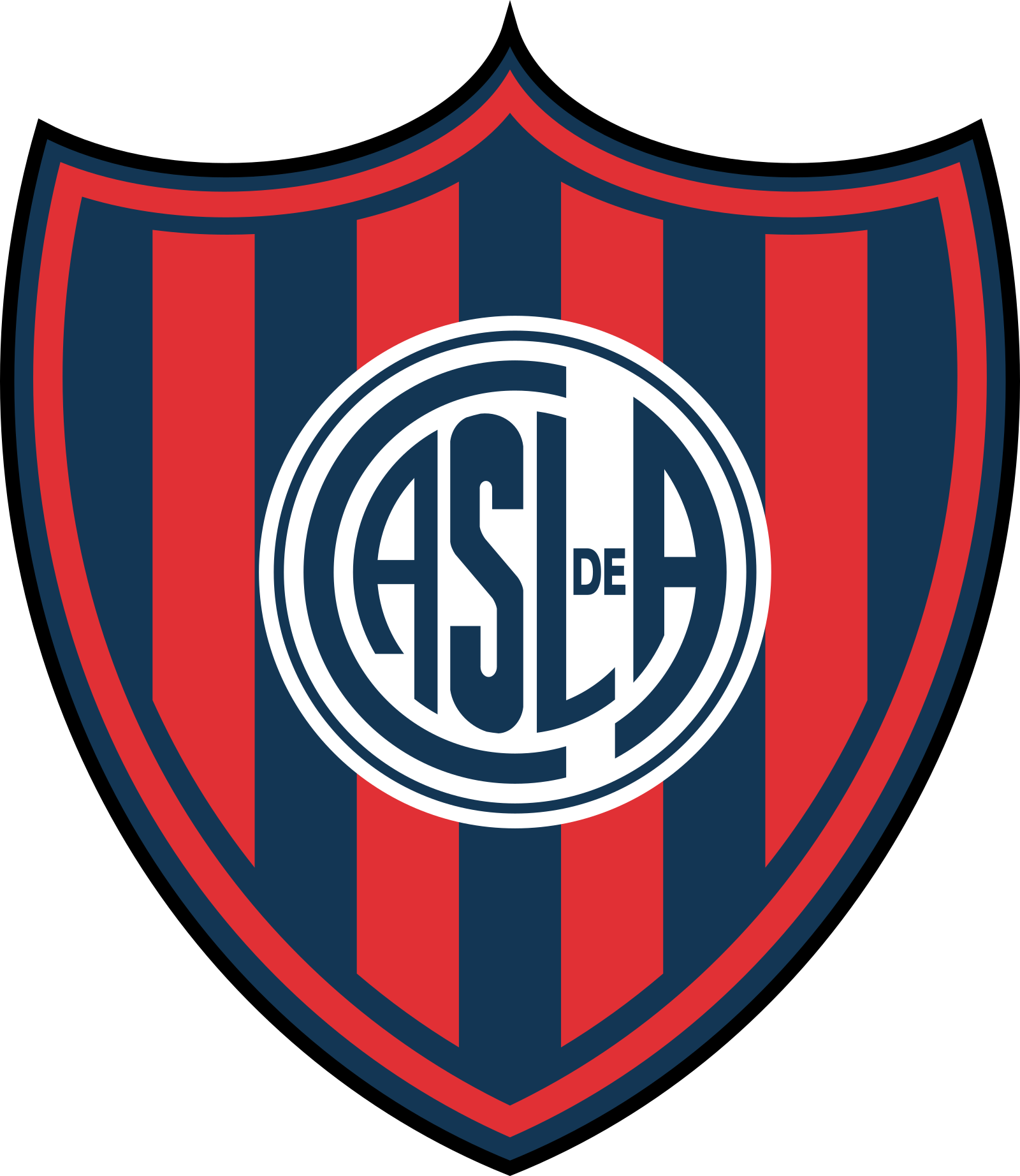 san lorenzo logo escudo 2 - CA San Lorenzo Logo