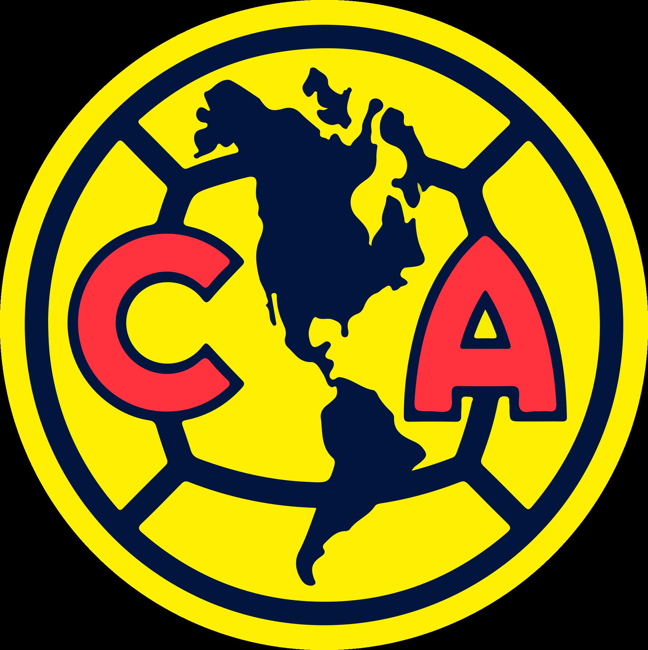 america mexico logo 1 - Club América Logo - Escudo