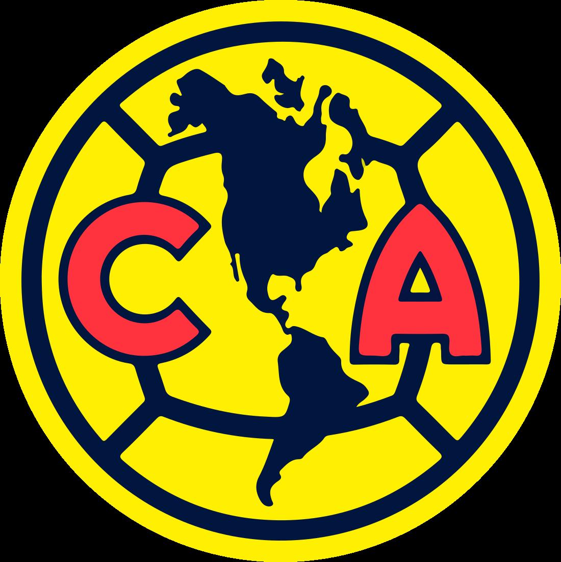 america mexico logo 3 - Club América Logo - Escudo