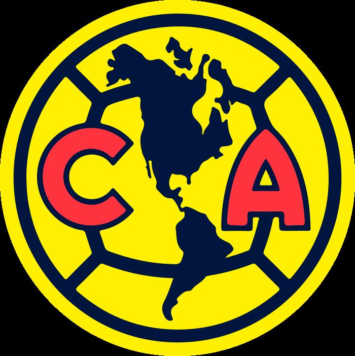 america mexico logo 4 - Club América Logo - Escudo
