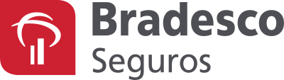 Bradesco Seguros Logo.