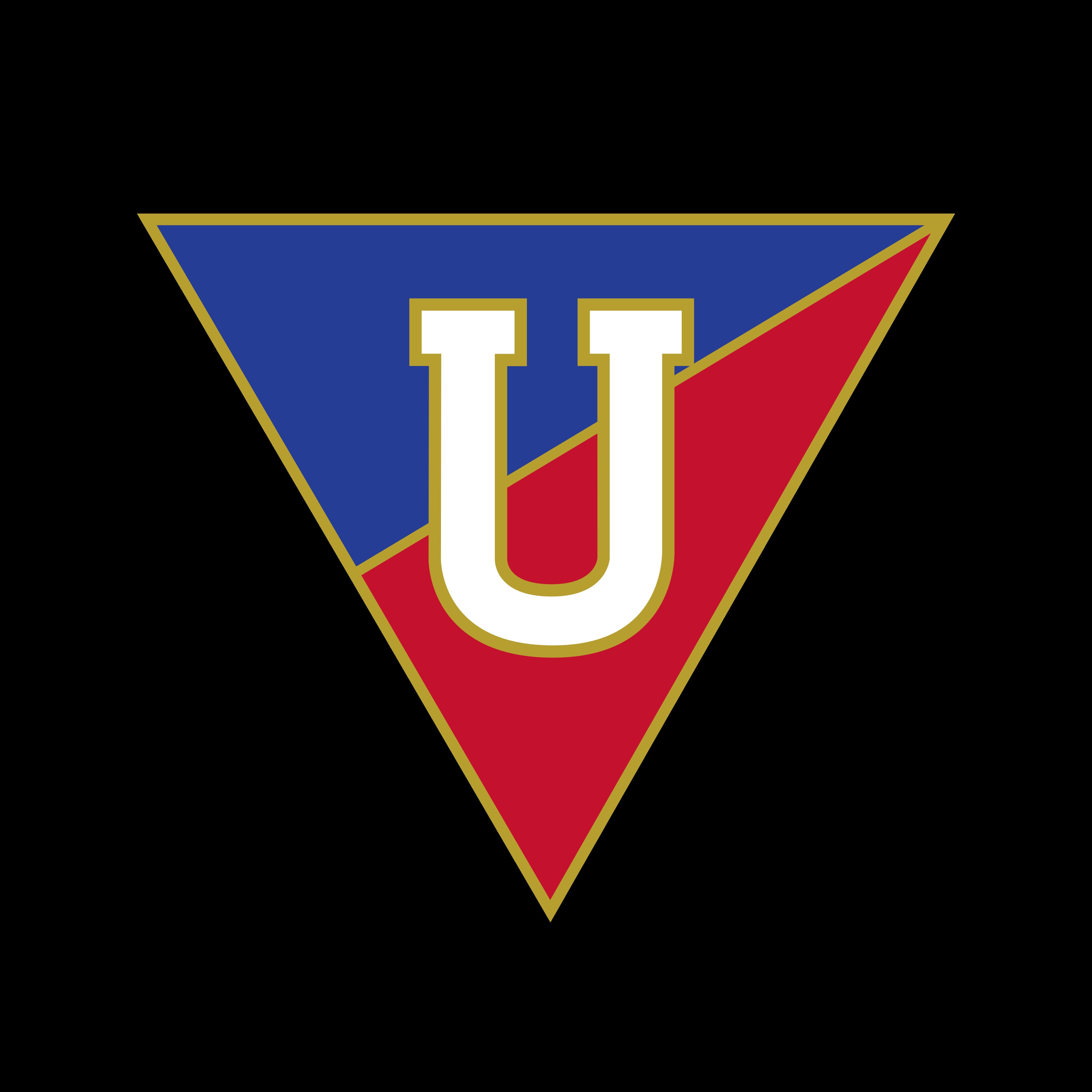 ldu logo 0 - LDU Logo - Liga Deportiva Universitaria de Quito Escudo