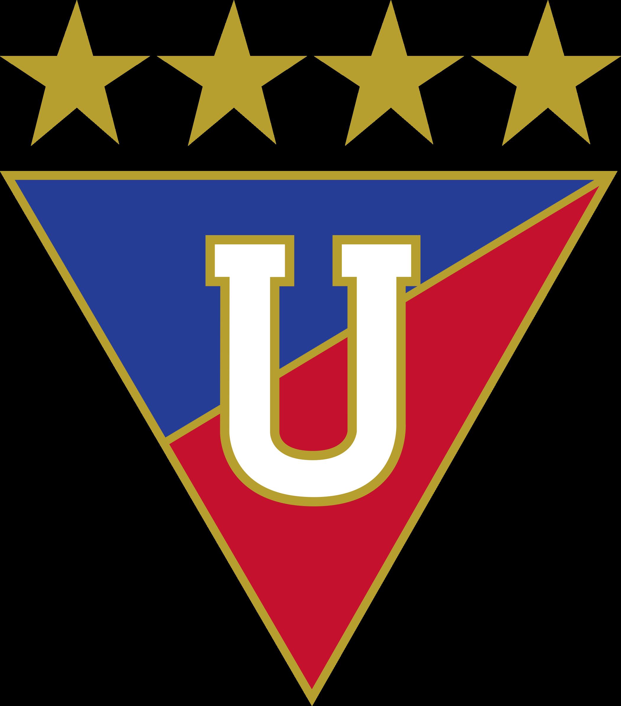 ldu logo 3 - LDU Logo - Liga Deportiva Universitaria de Quito Escudo