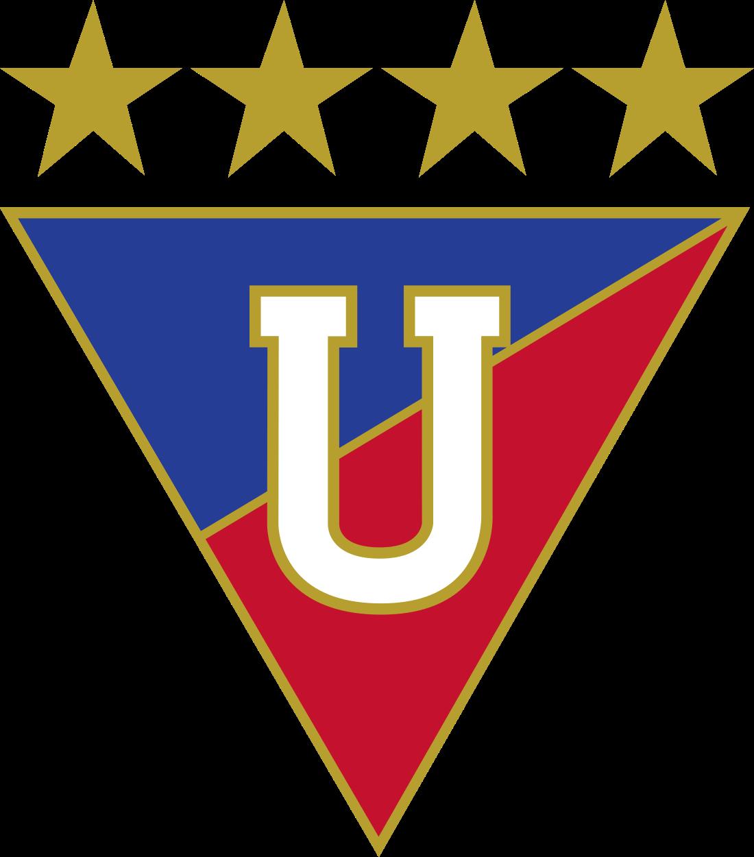 ldu logo 7 - LDU Logo - Liga Deportiva Universitaria de Quito Escudo