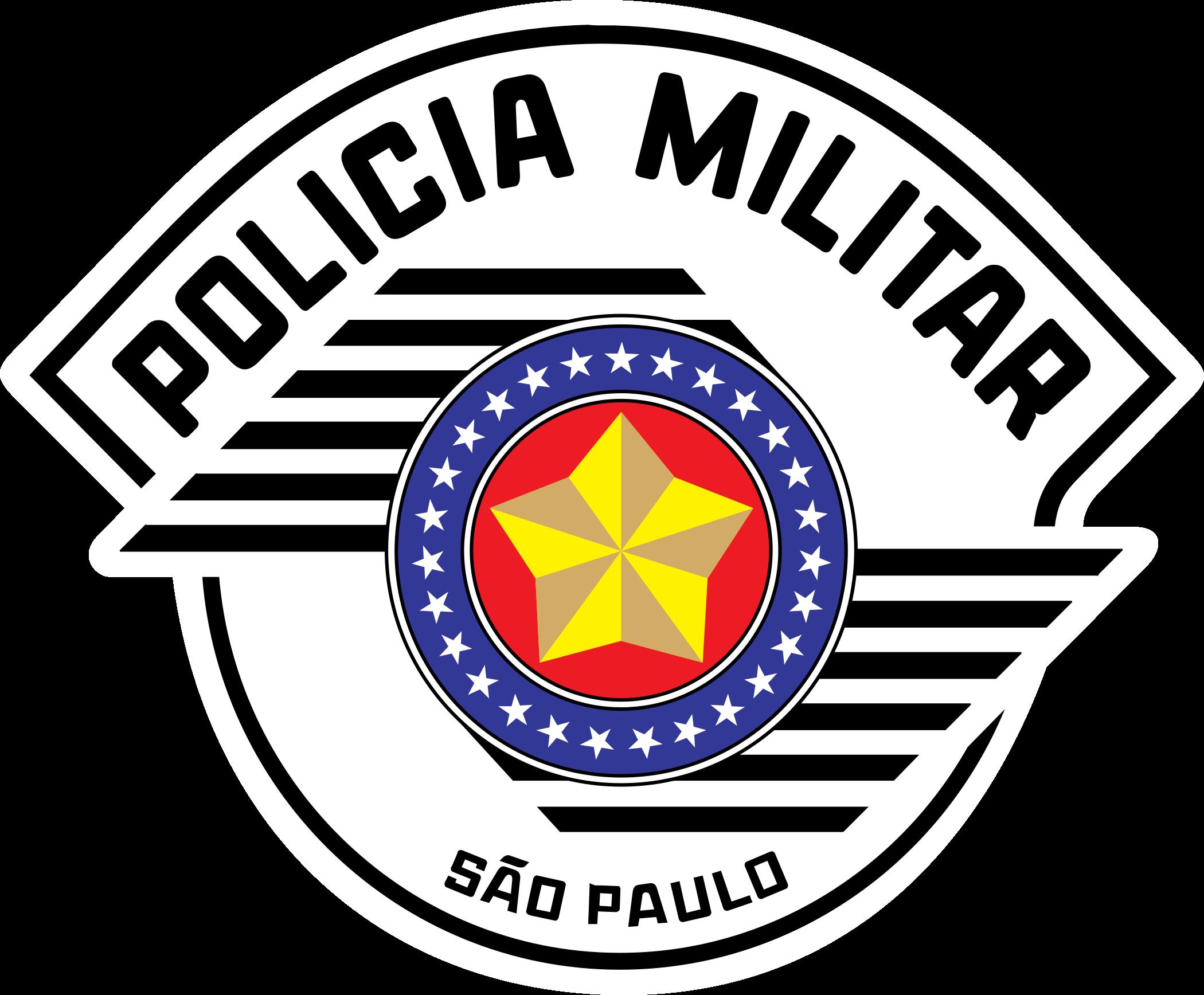 Policia Miliar São Paulo Logo, Pm sp Logo.