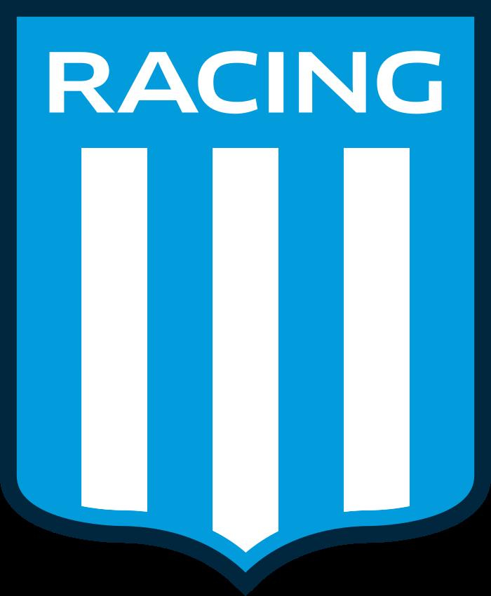 racing logo escudo 4 - Racing Logo - Racing Club de Avellaneda Escudo