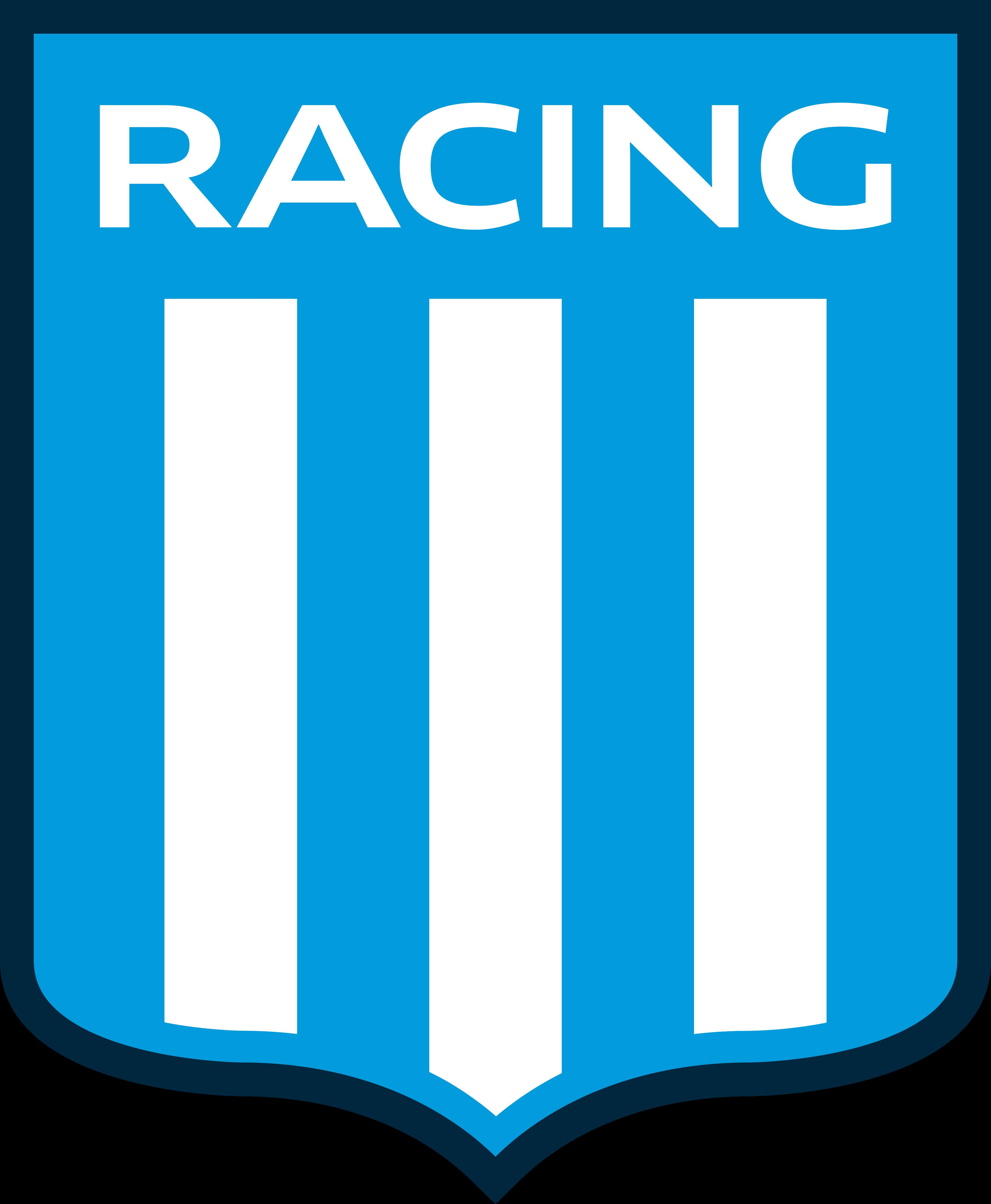 Resultado de imagen para racing logo png