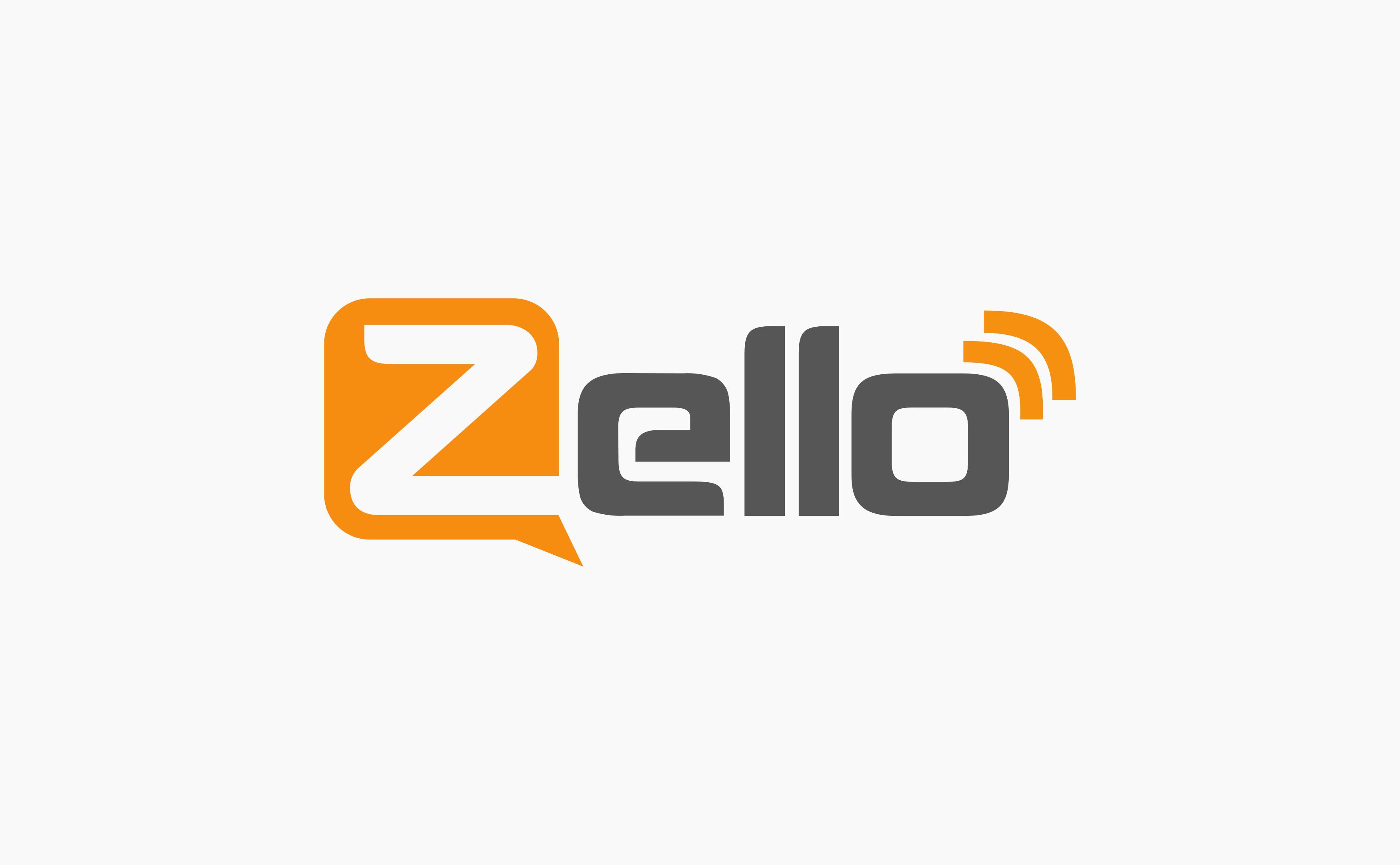 zello logo 0 - Zello Logo