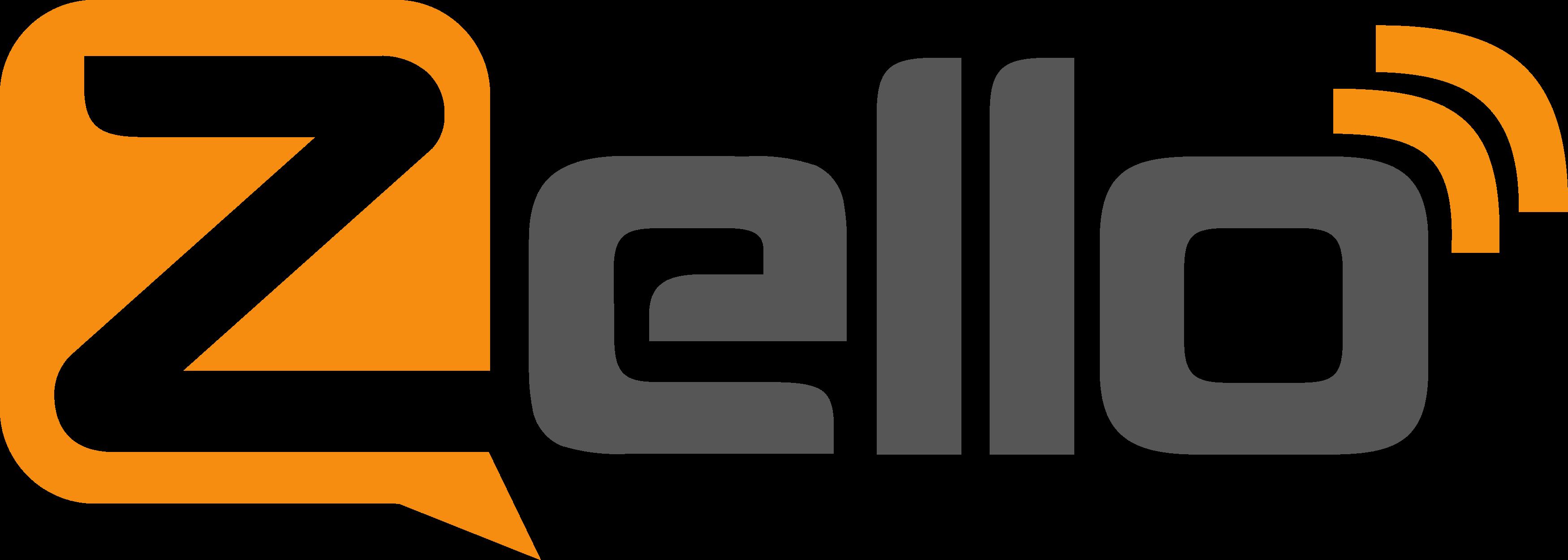 zello logo - Zello Logo