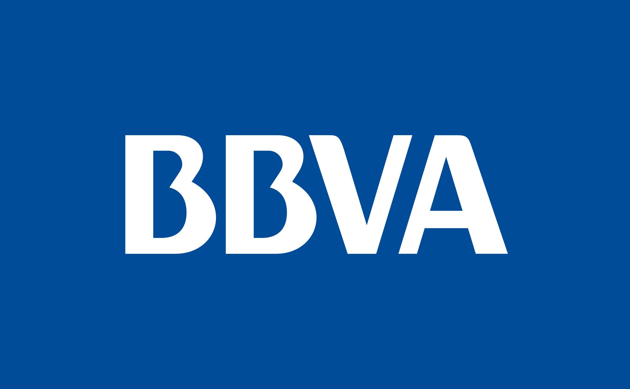 BBVA Logo.