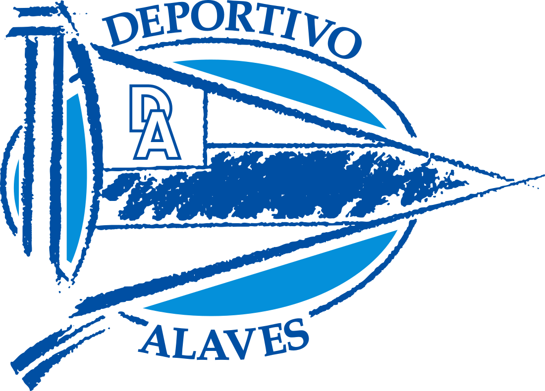 deportivo Alaves logo 3 - Deportivo Alavés Logo
