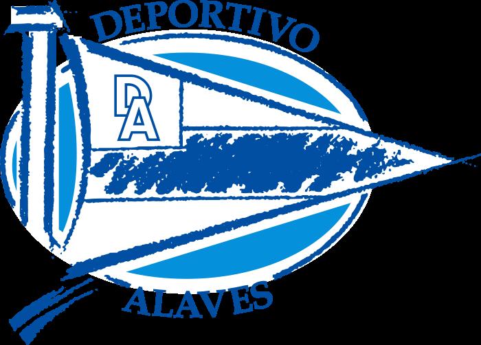 deportivo Alaves logo 4 - Deportivo Alavés Logo
