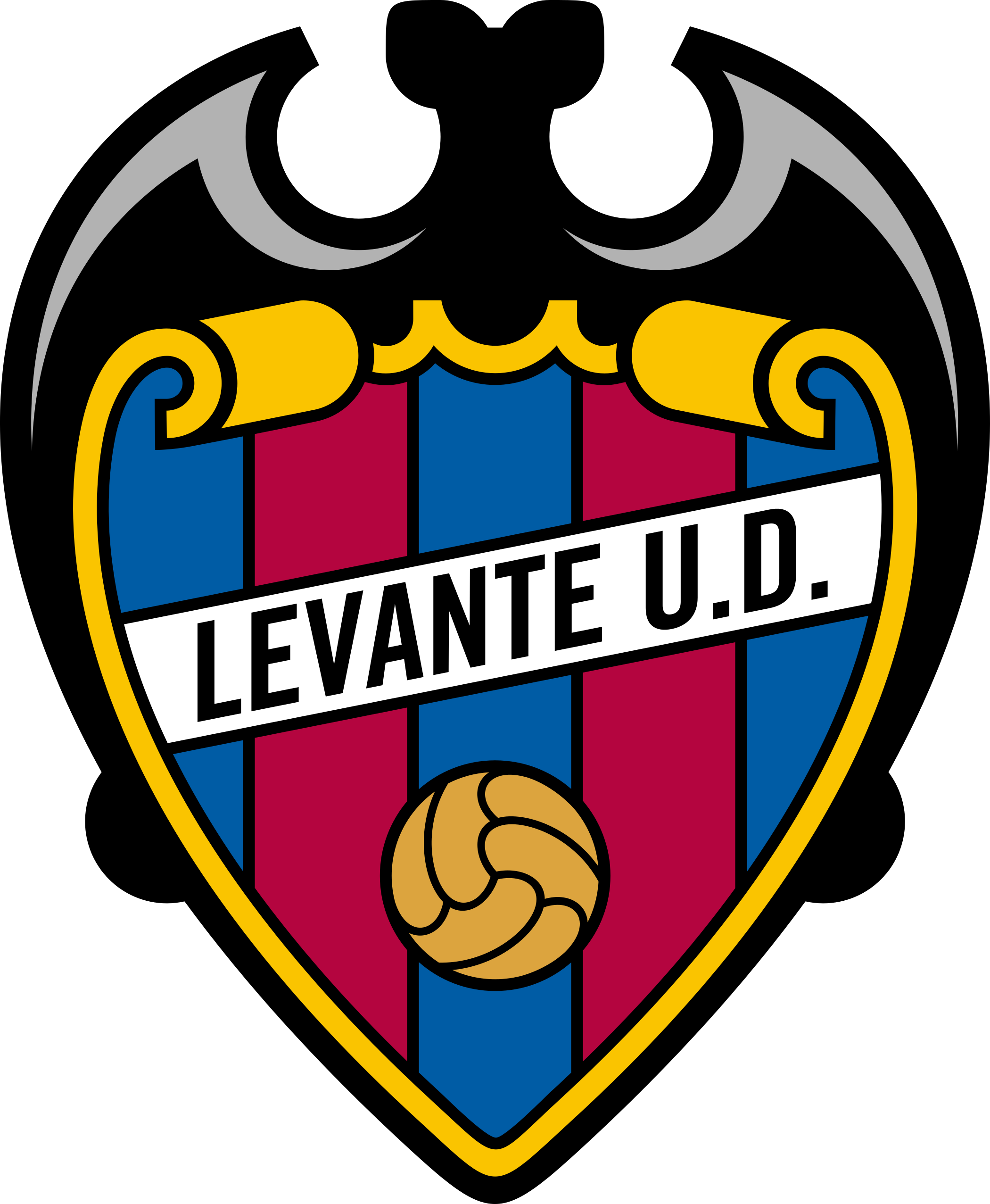 levante ud logo escudo 1 - Levante UD Logo - Levante Unión Deportiva Escudo