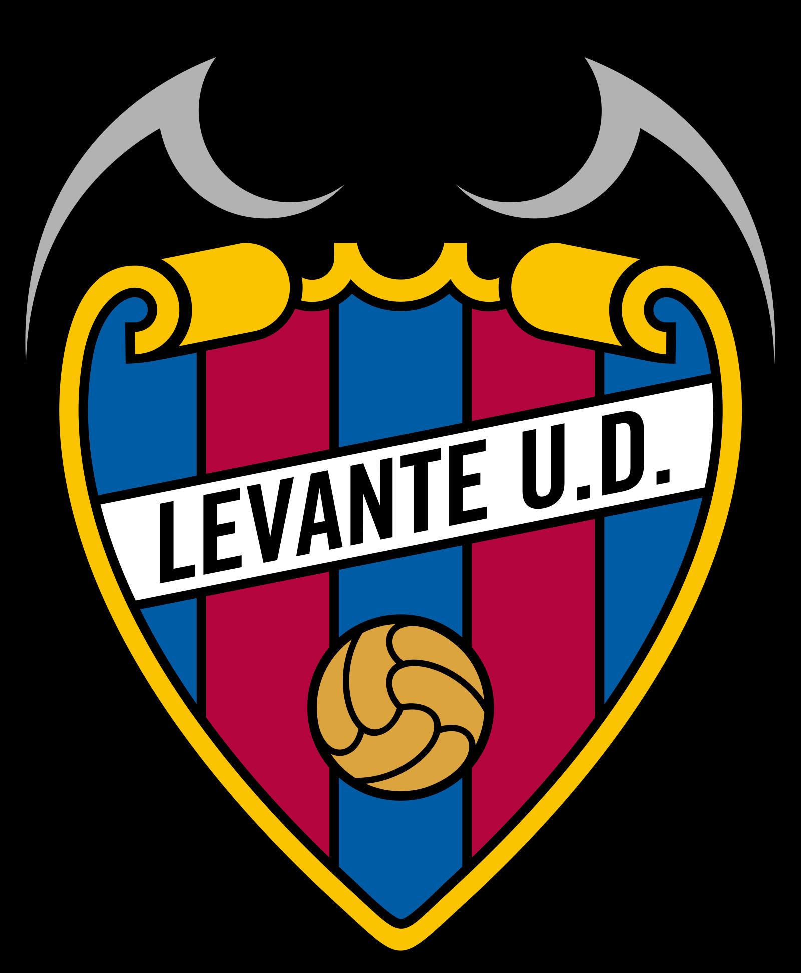levante ud logo escudo 2 - Levante UD Logo - Levante Unión Deportiva Escudo
