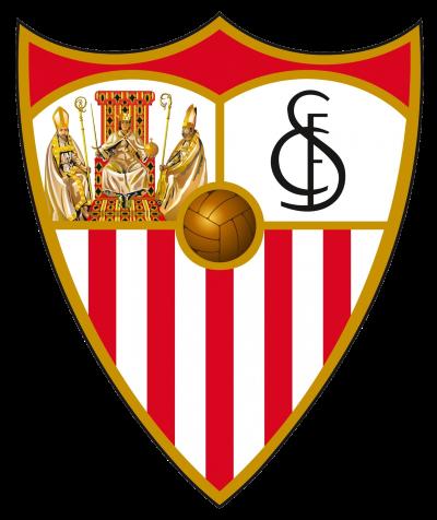 sevilla logo escudo 3 - Sevilla Fútbol Club Logo – Escudo