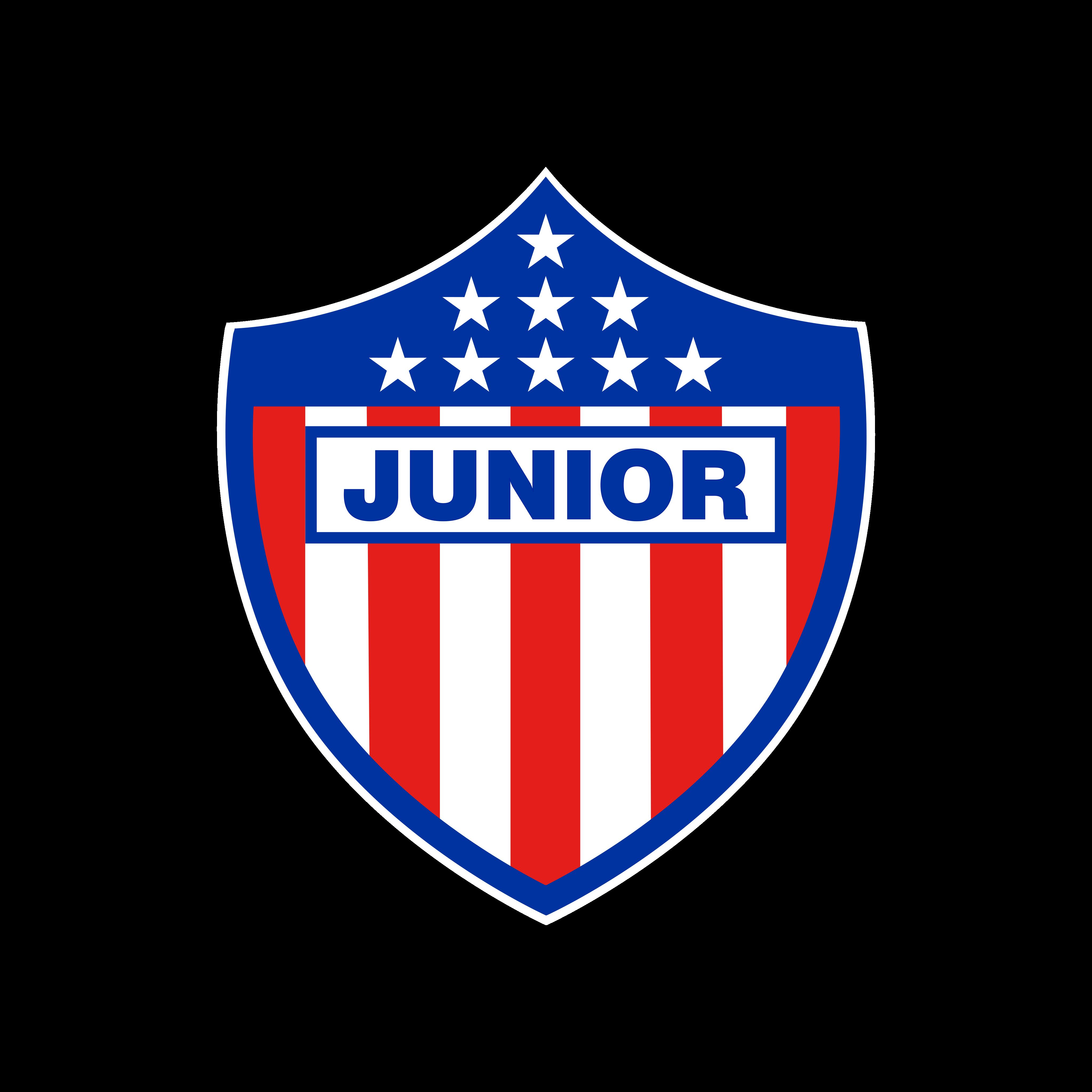 junior barranquilla logo 0 - Junior FC de Barranquilla Logo