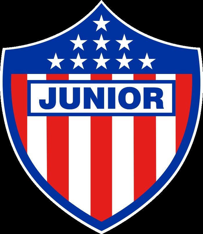 junior barranquilla logo 3 - Junior FC de Barranquilla Logo