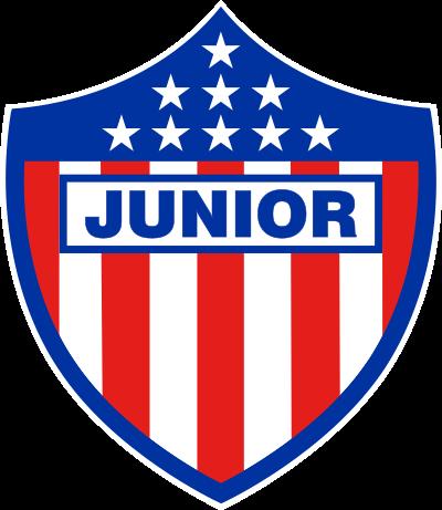 junior barranquilla logo 4 - Junior FC de Barranquilla Logo