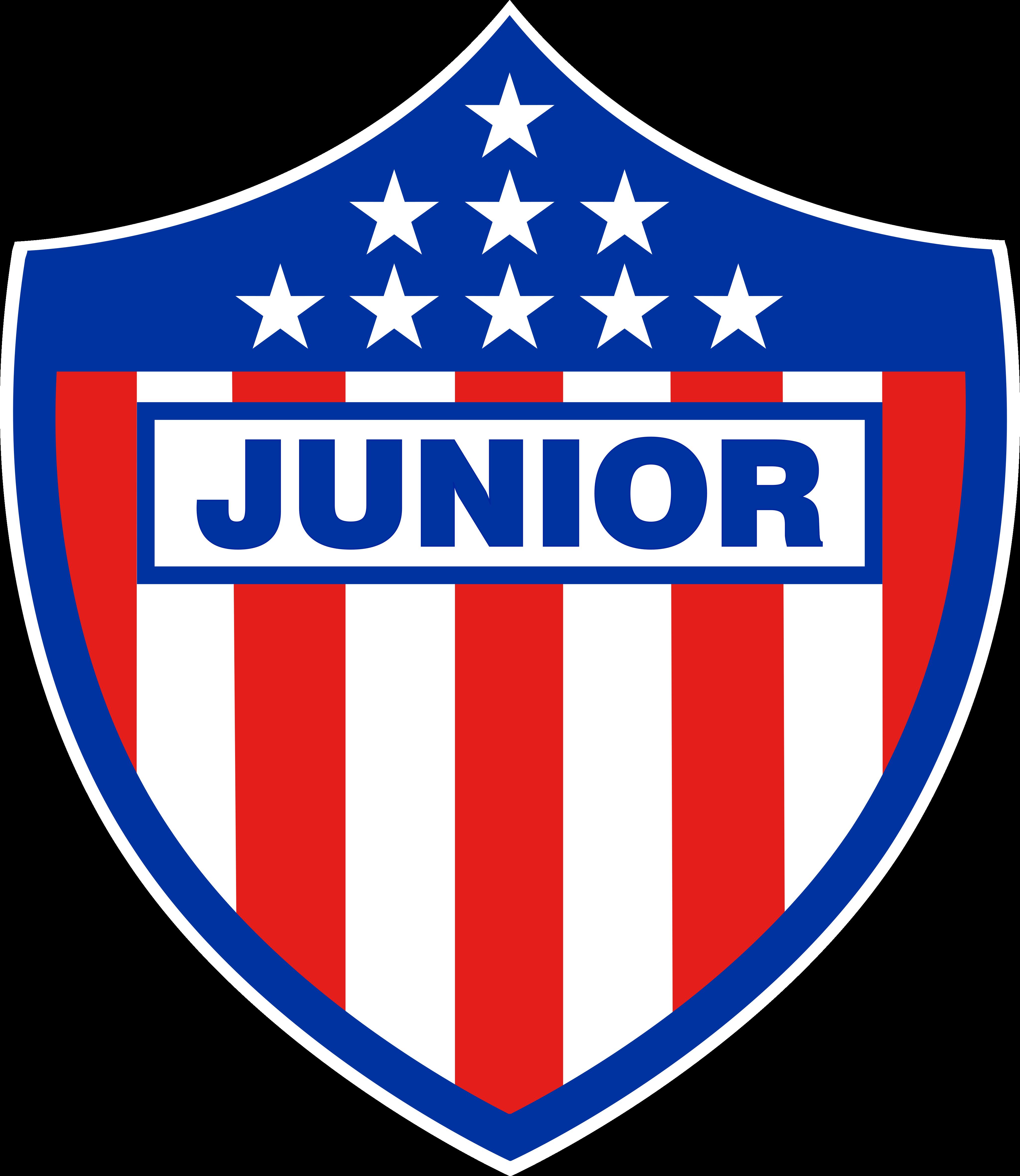 junior barranquilla logo - Junior FC de Barranquilla Logo
