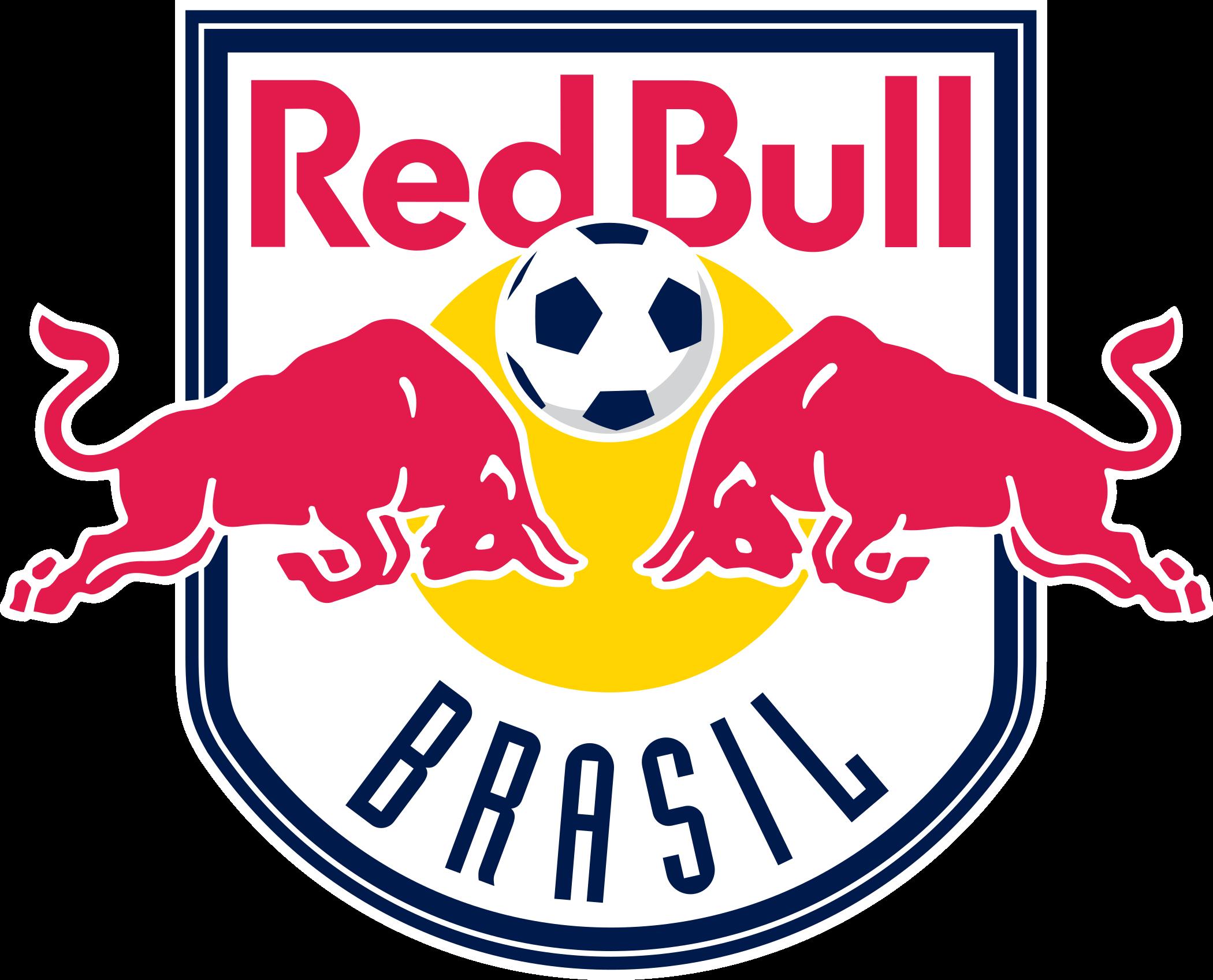 Red Bull Brasil Logo, Escudo.