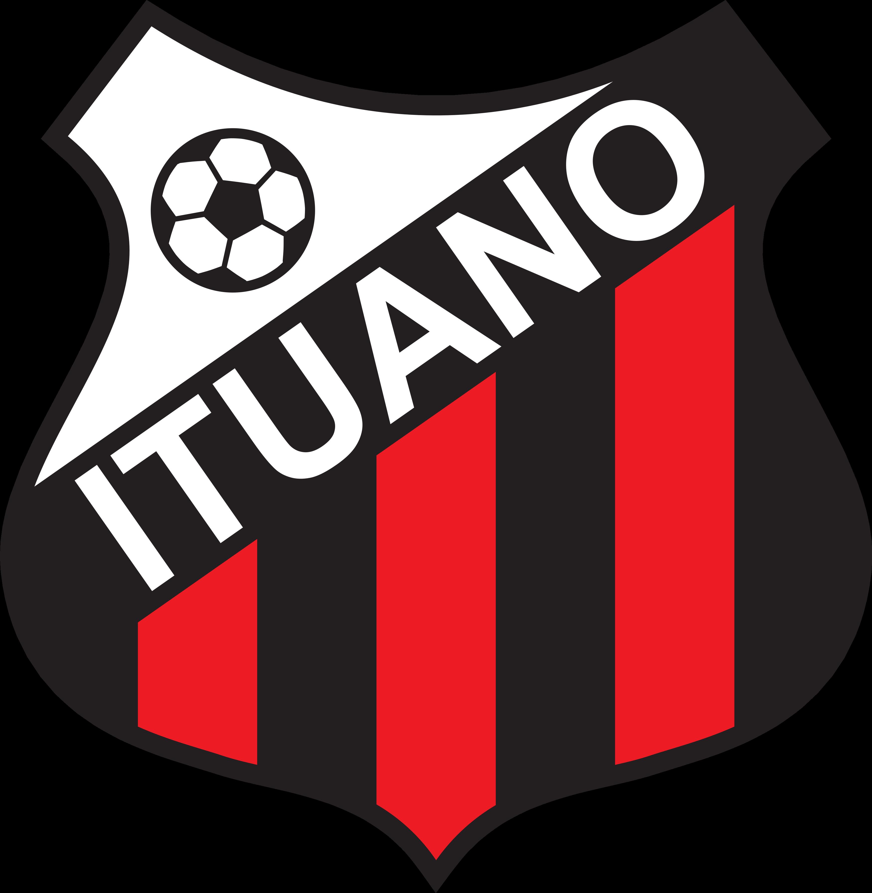 Ituano FC Logo Escudo.