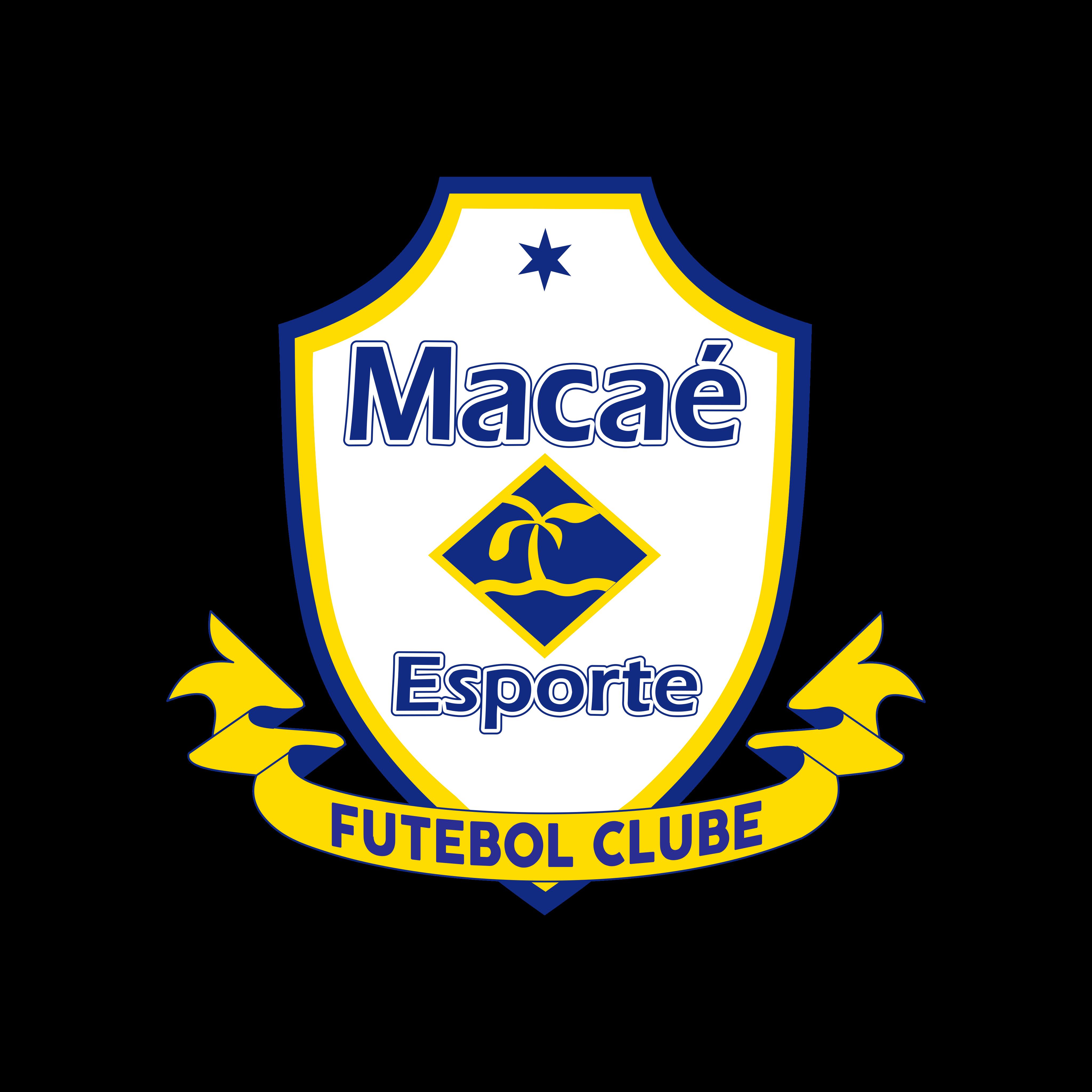 Macaé Esporte Logo PNG.