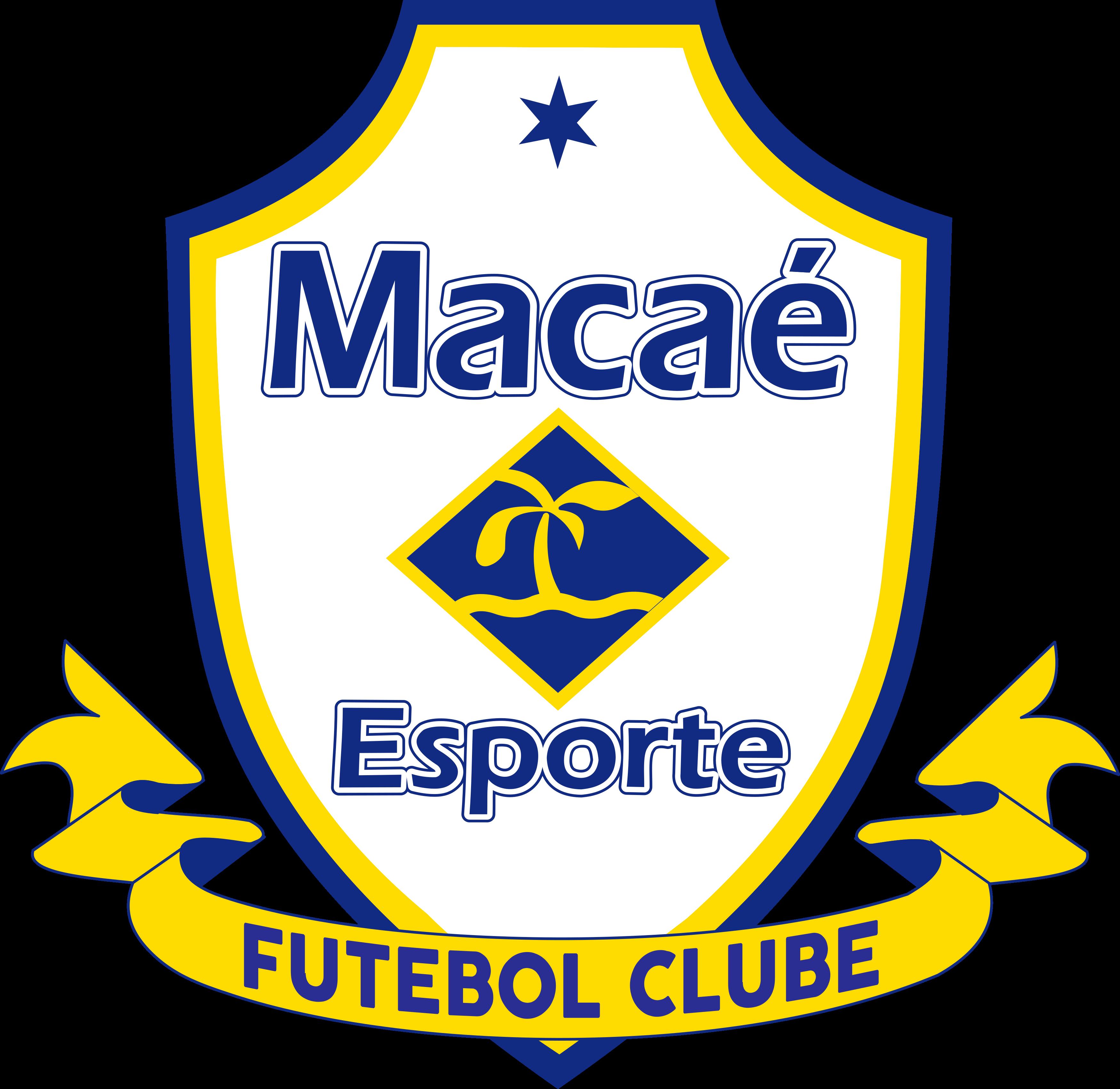 Macaé FC Logo Escudo.
