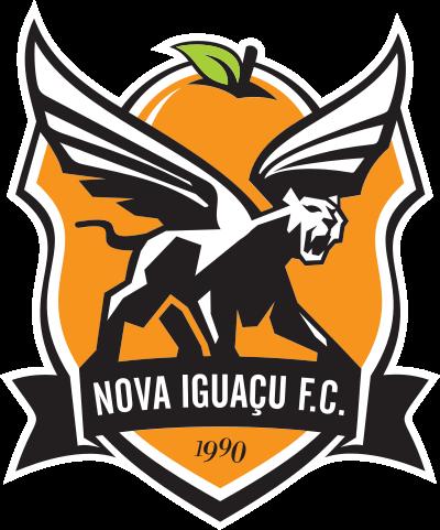 Nova Iguaçu FC Logo Escudo.