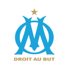 Olympique de Marseille Logo PNG.