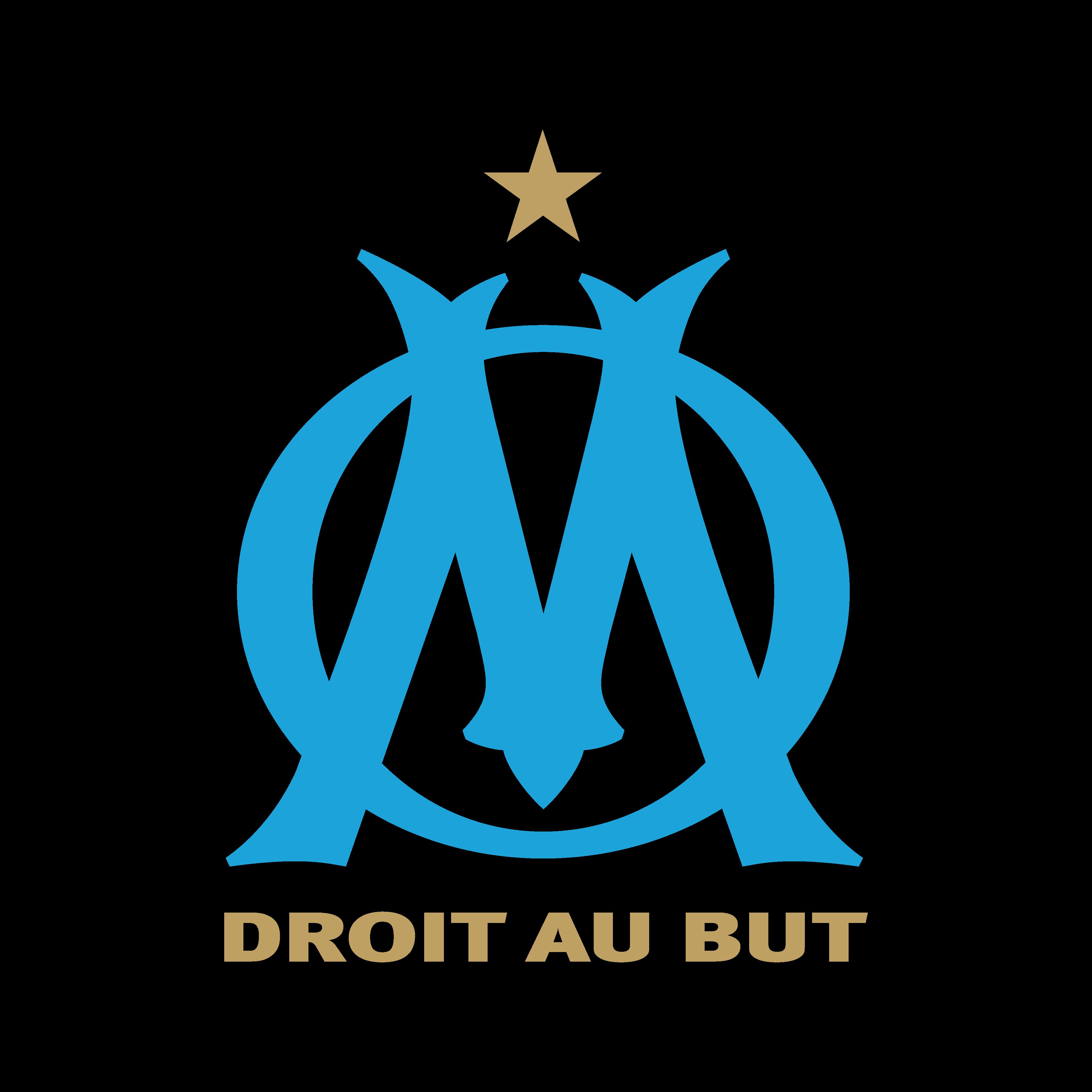 olympique de marseille 0 - Olympique de Marseille Logo