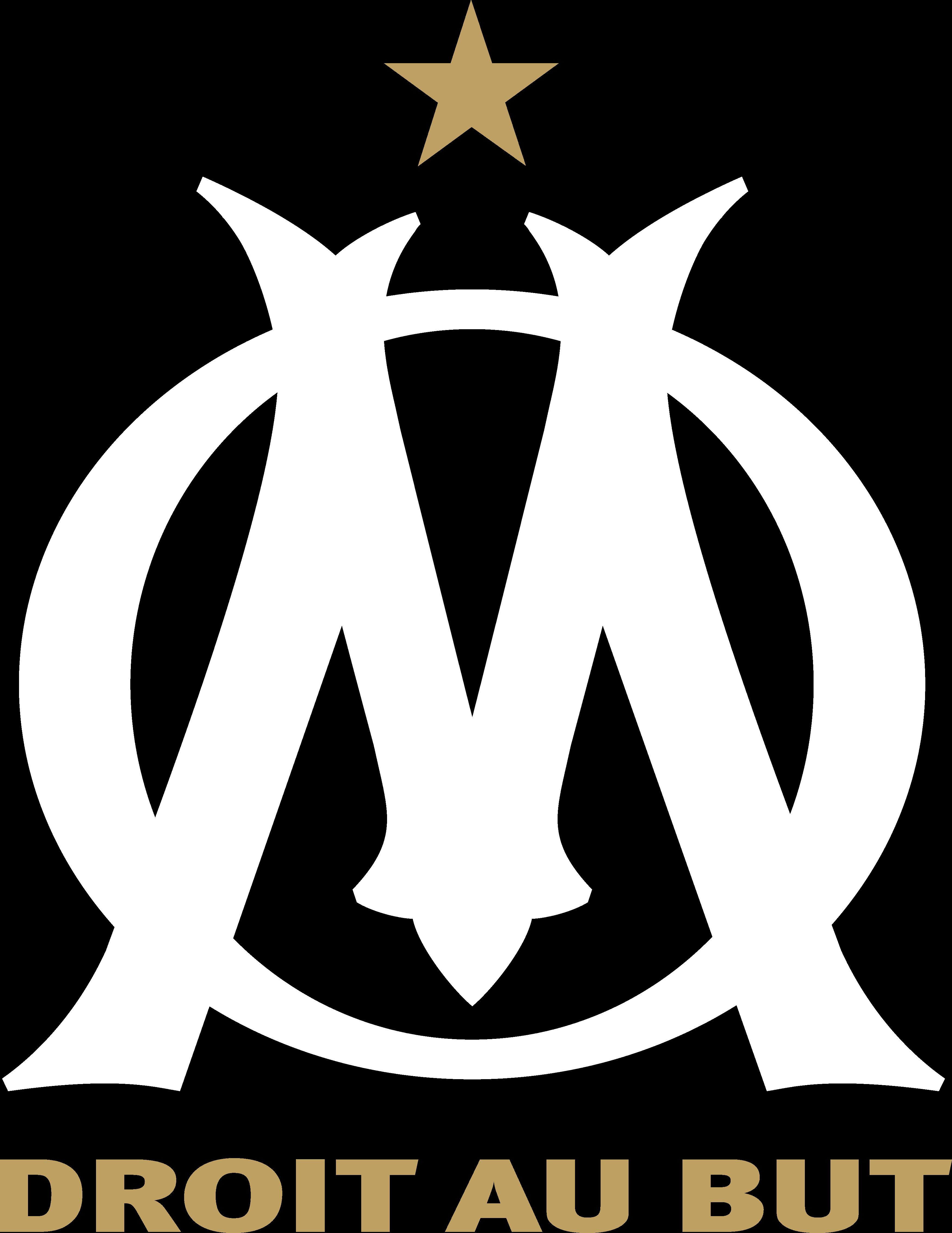olympique de marseille 1 - Olympique de Marseille Logo