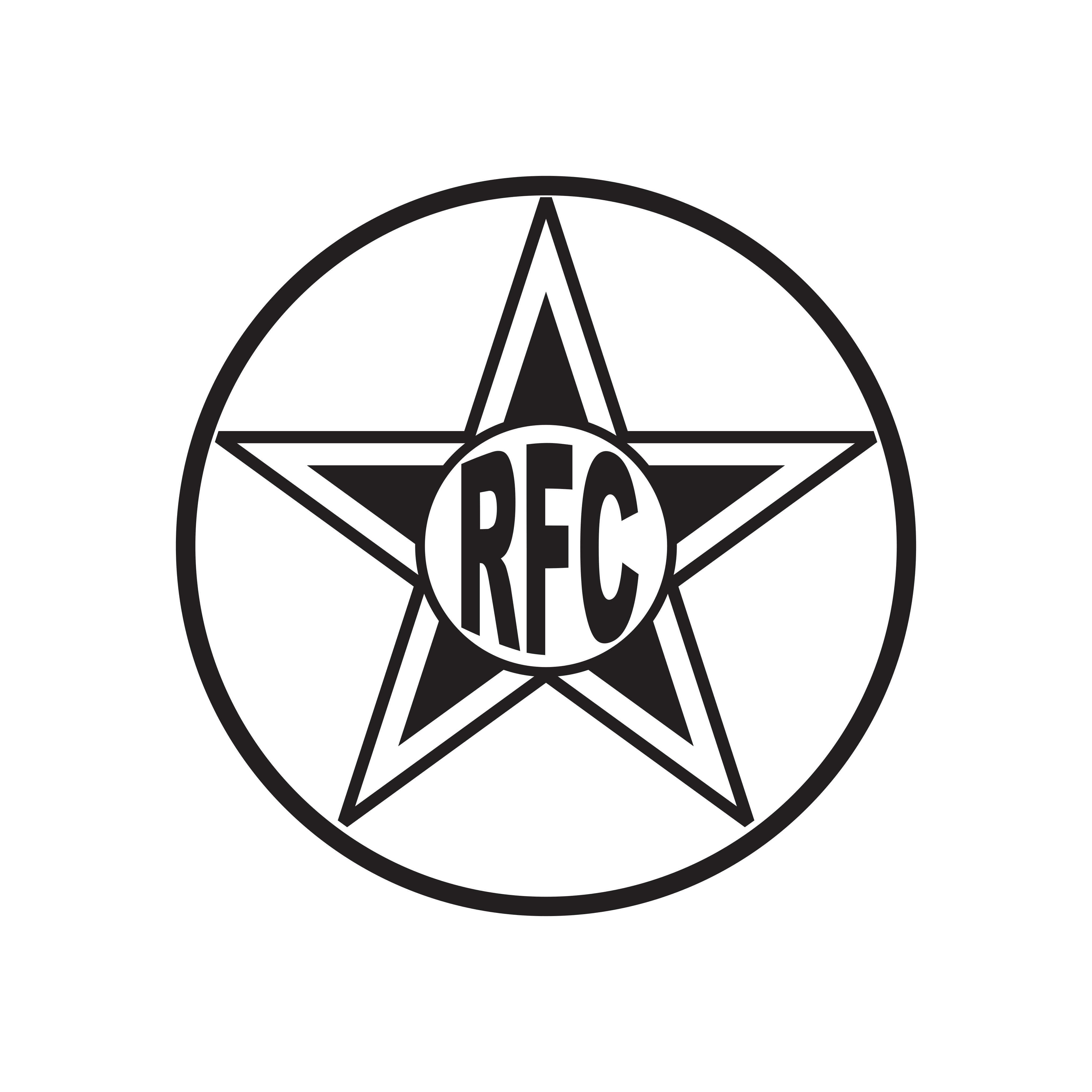 Resende Futebol Clube Logo  PNG.