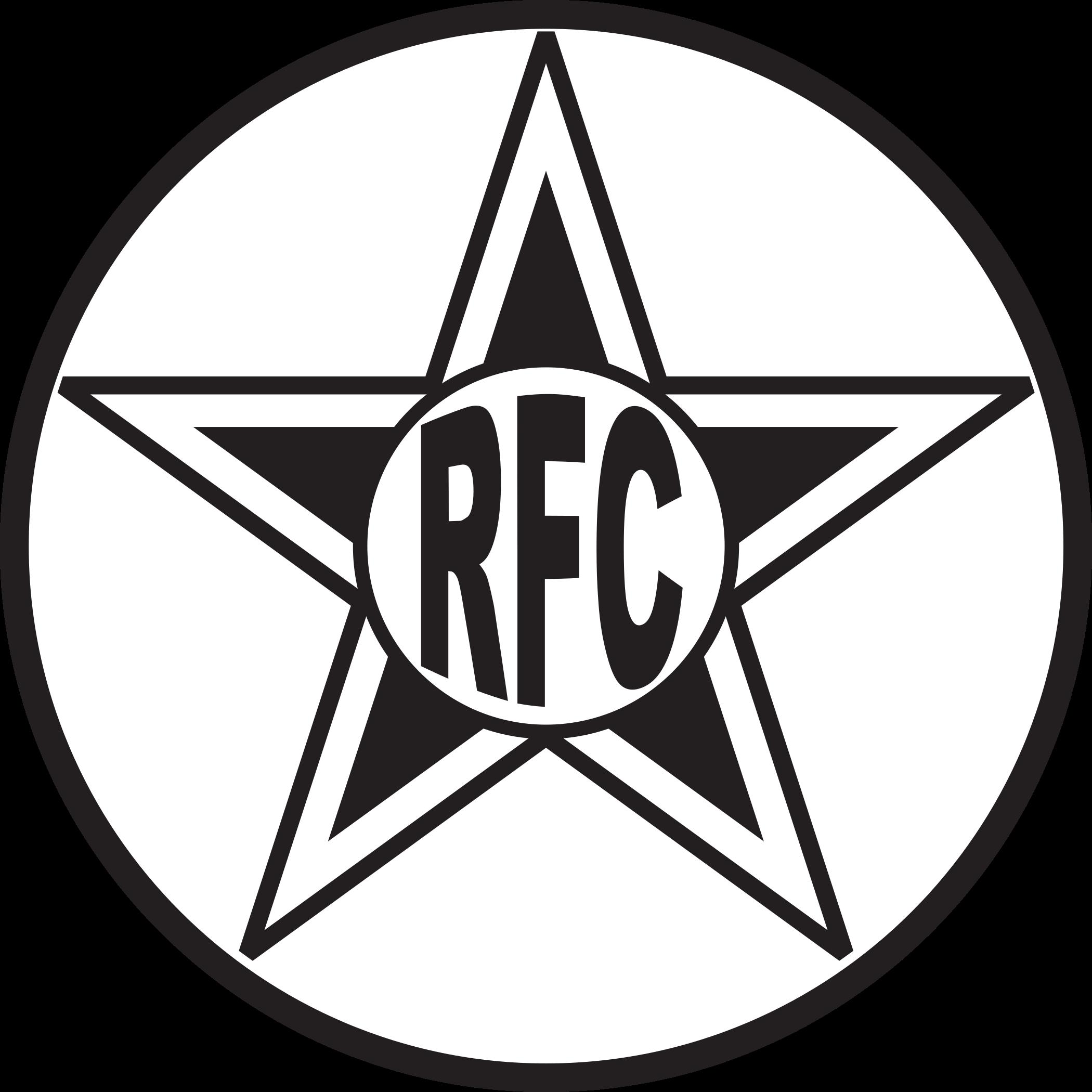 resende fc logo escudo 1 - Resende Logo - Resende Futebol Clube Escudo