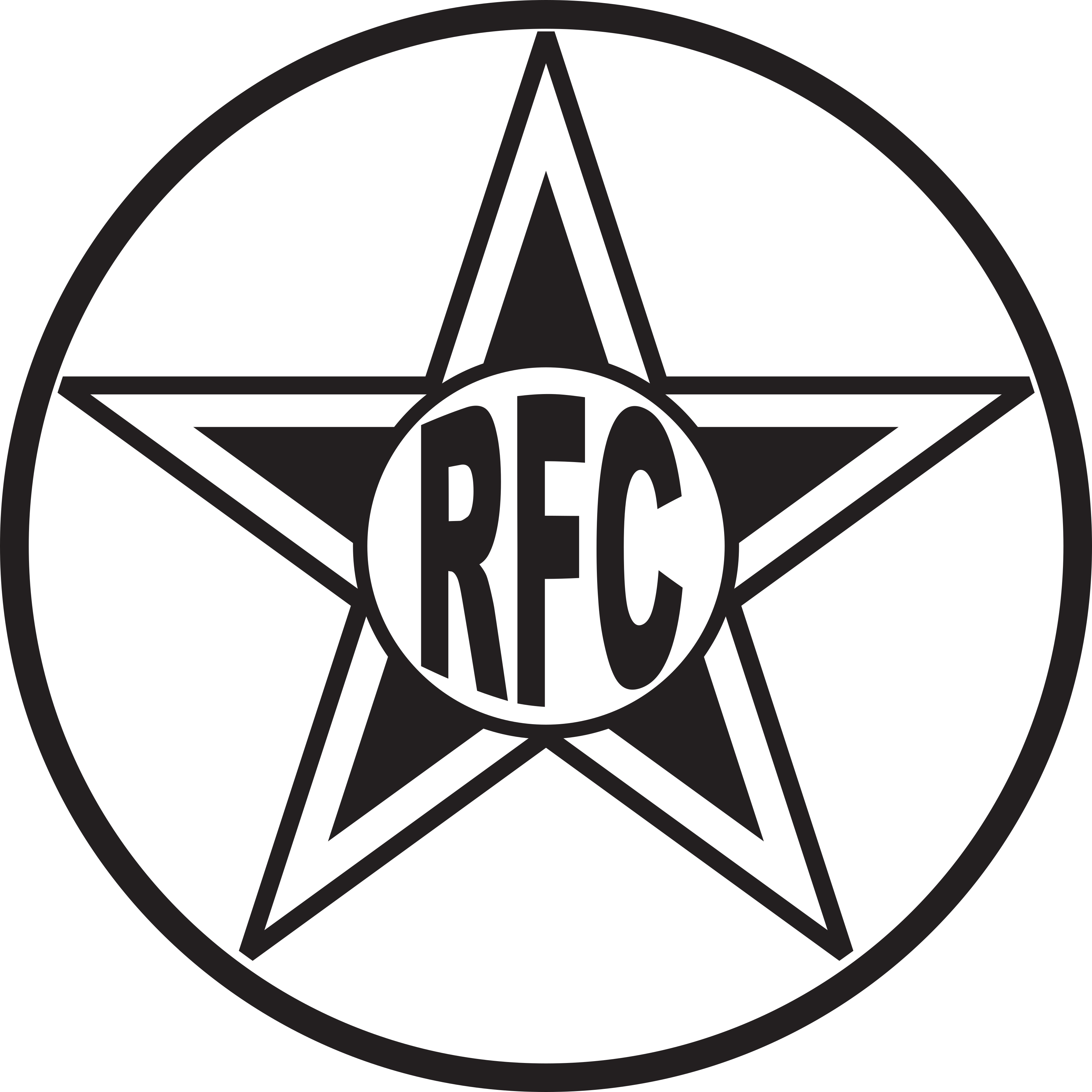 Resende FC Logo Escudo.