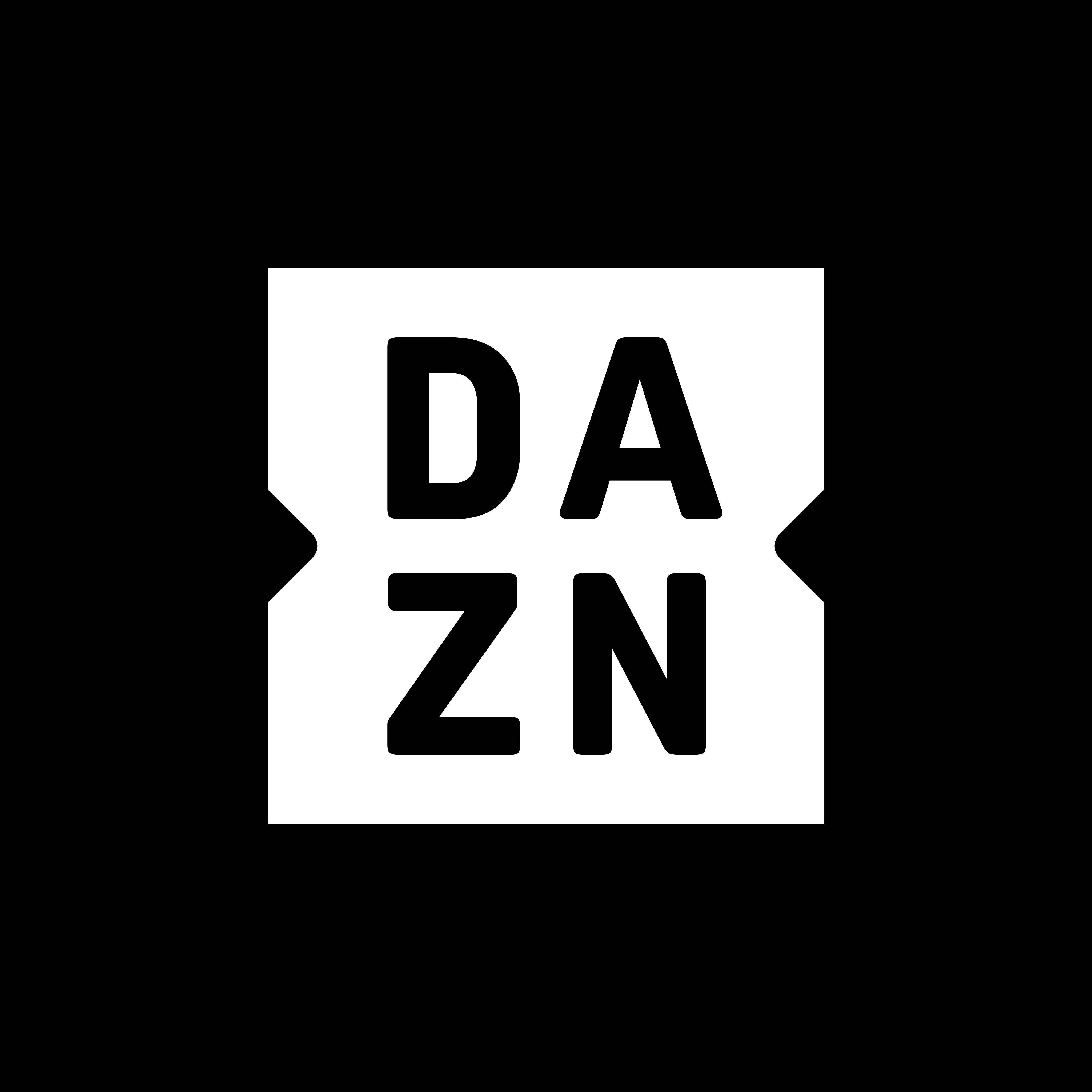 dazn logo 0 1 - DAZN Logo