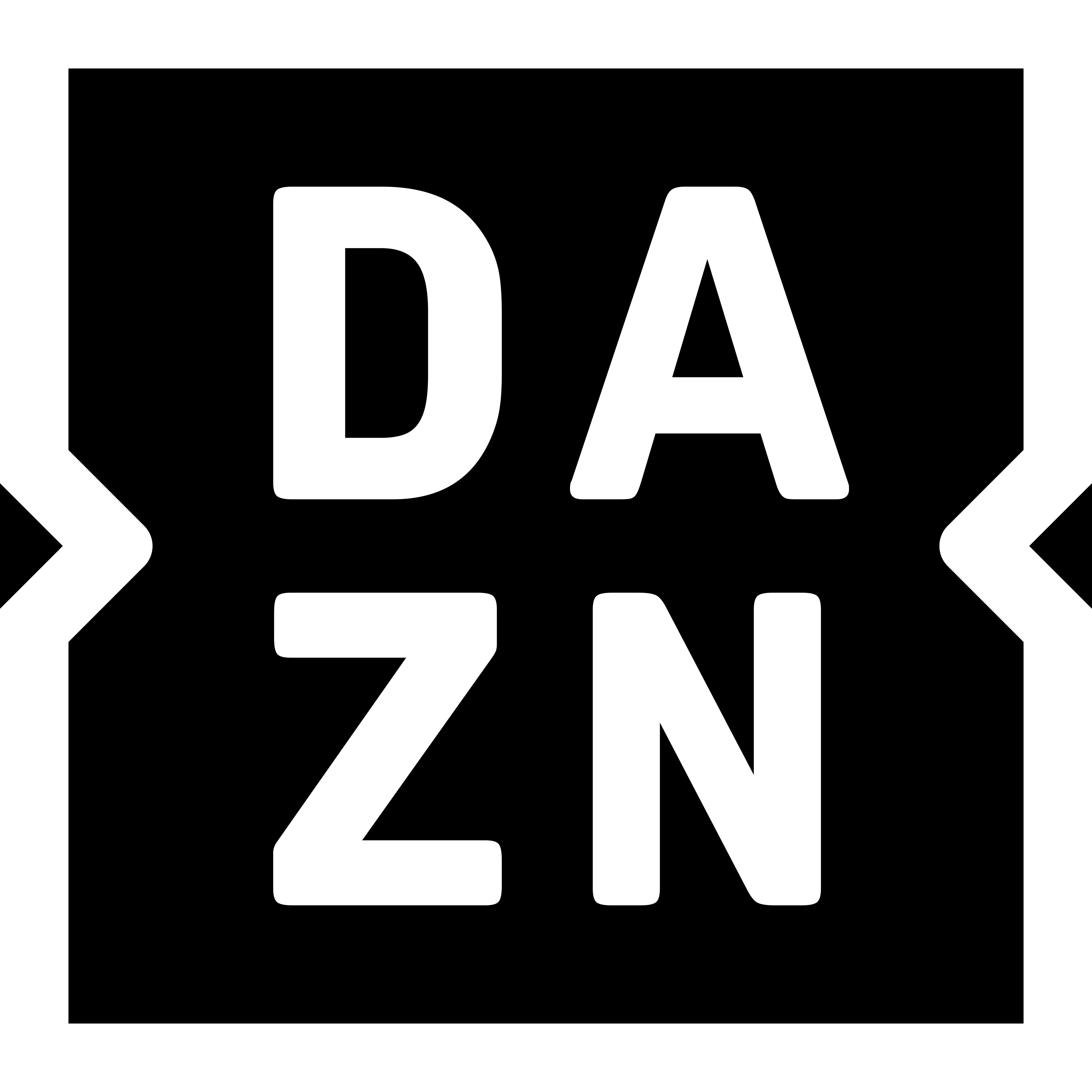 dazn logo 8 - DAZN Logo