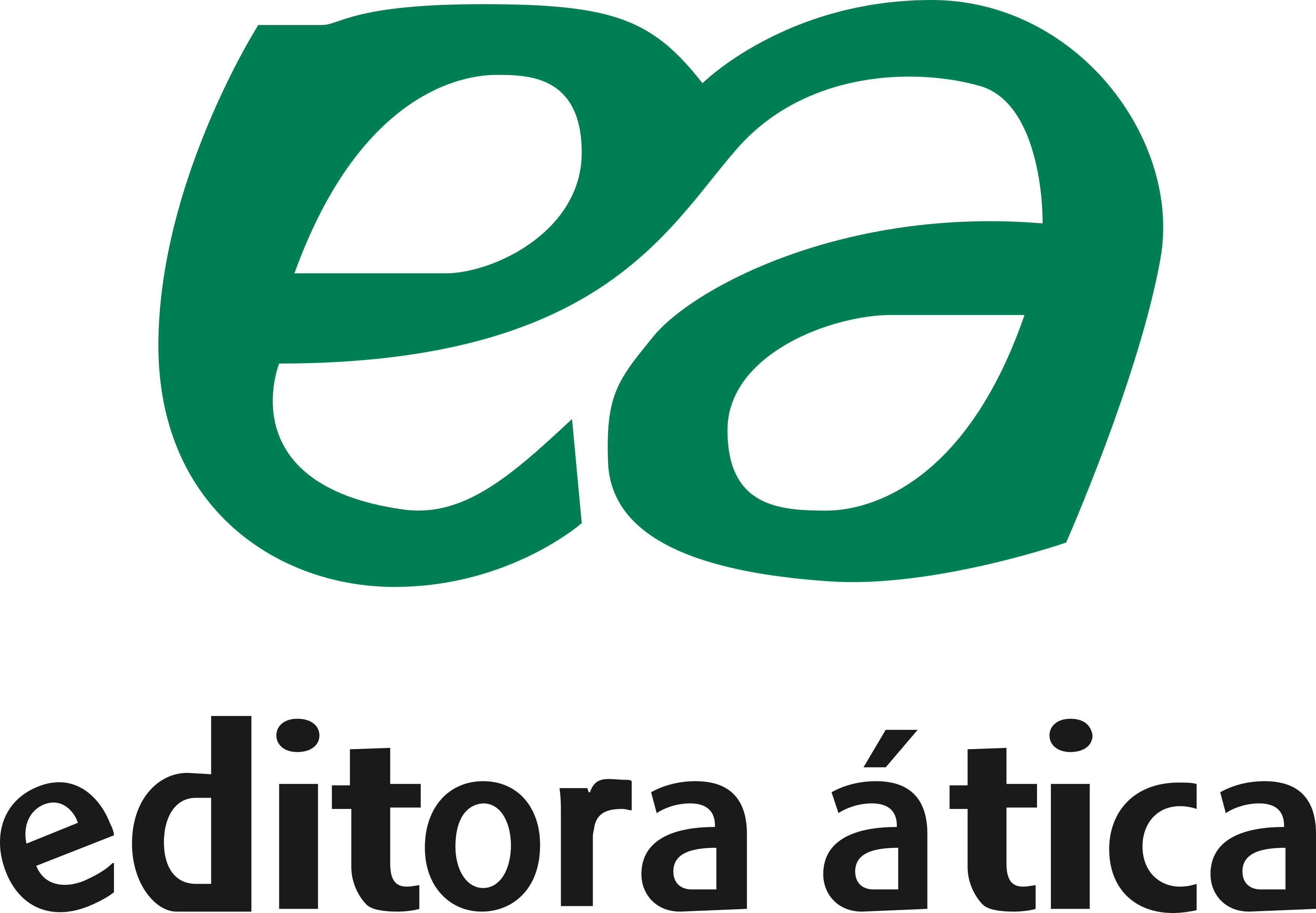 Editora ática logo.